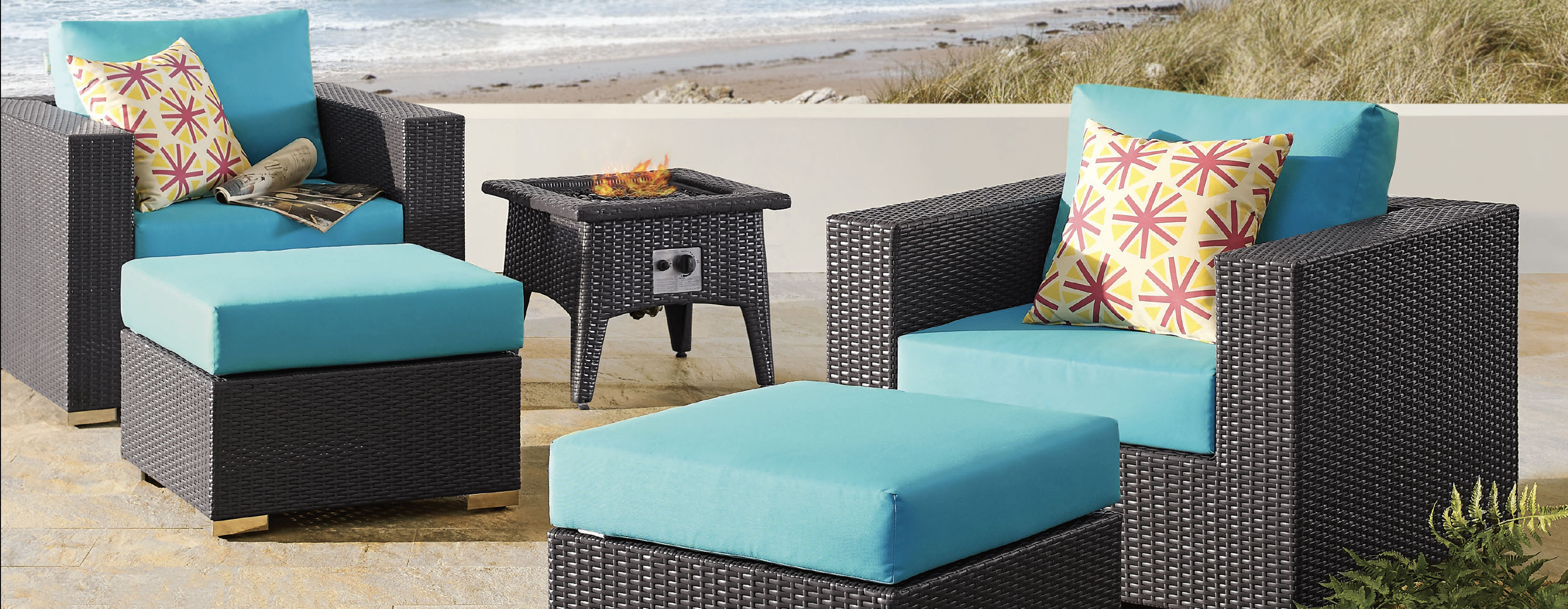 Envisage Chaise Outdoor Patio Wicker Rattan Lounge Chairs Regarding Most Popular Outdoor Daybeds Lounge Chairs & Swings (View 11 of 25)