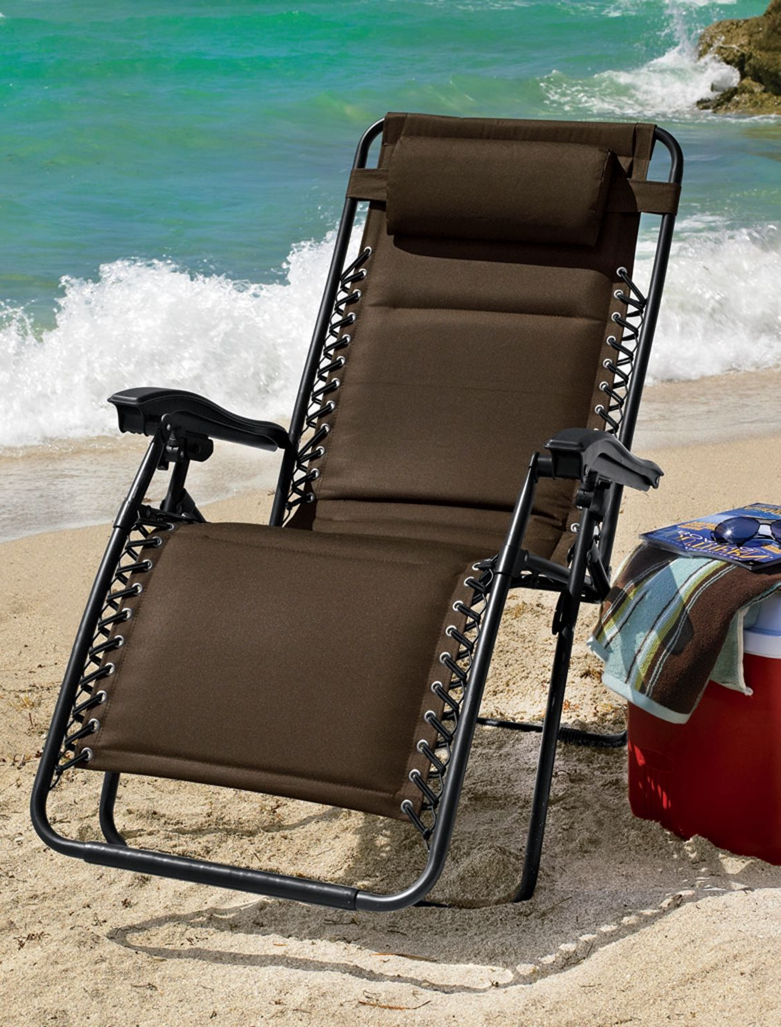 Extra Wide Portable Chairs With Regard To Oversize Wider Armrest Padded Lounge Chairs (View 5 of 25)
