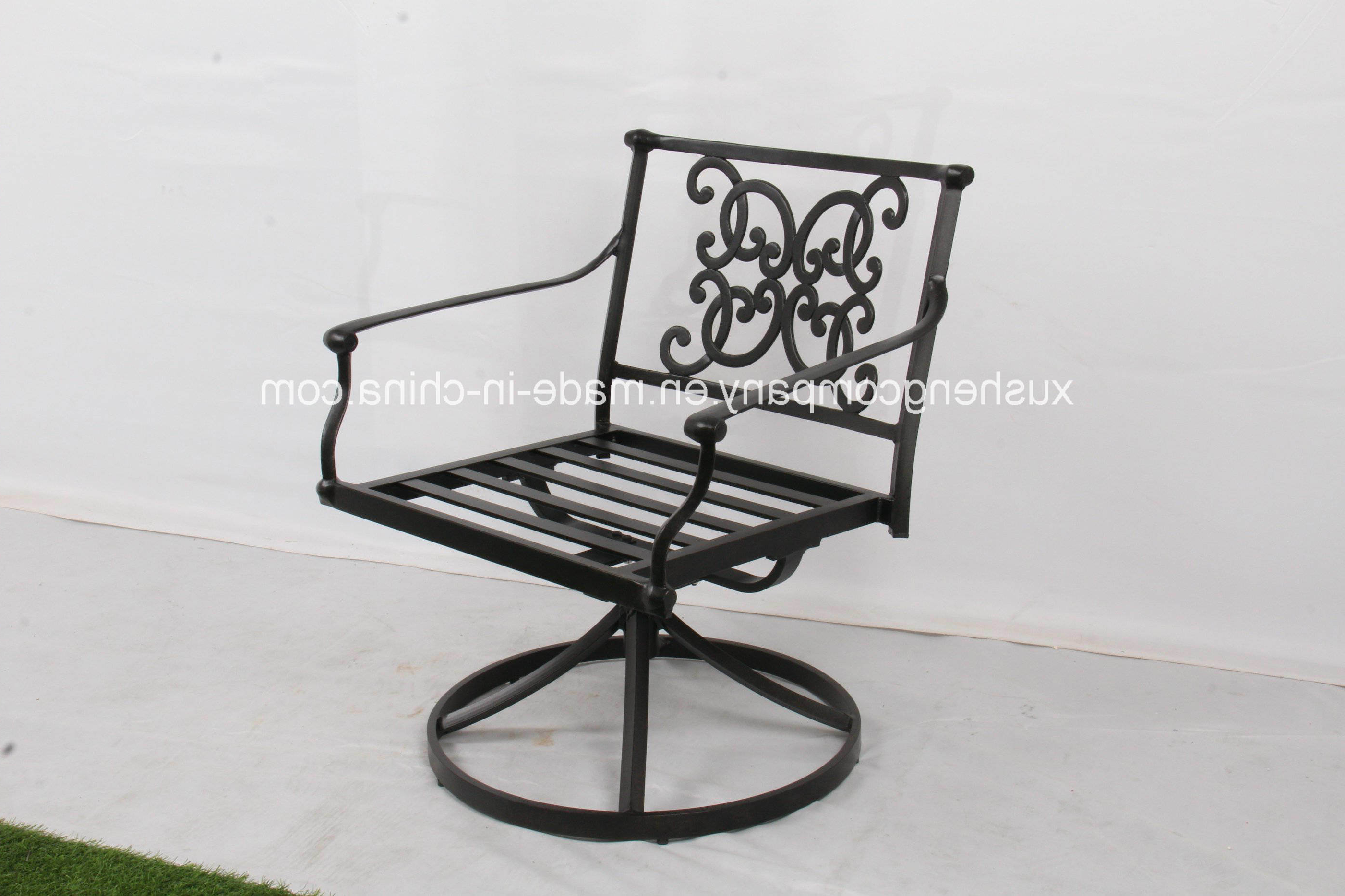Famous China Luxtury Outdoor High Quality Cast Aluminum Patio Within Outdoor Living Azusa Sunloungers (View 12 of 25)