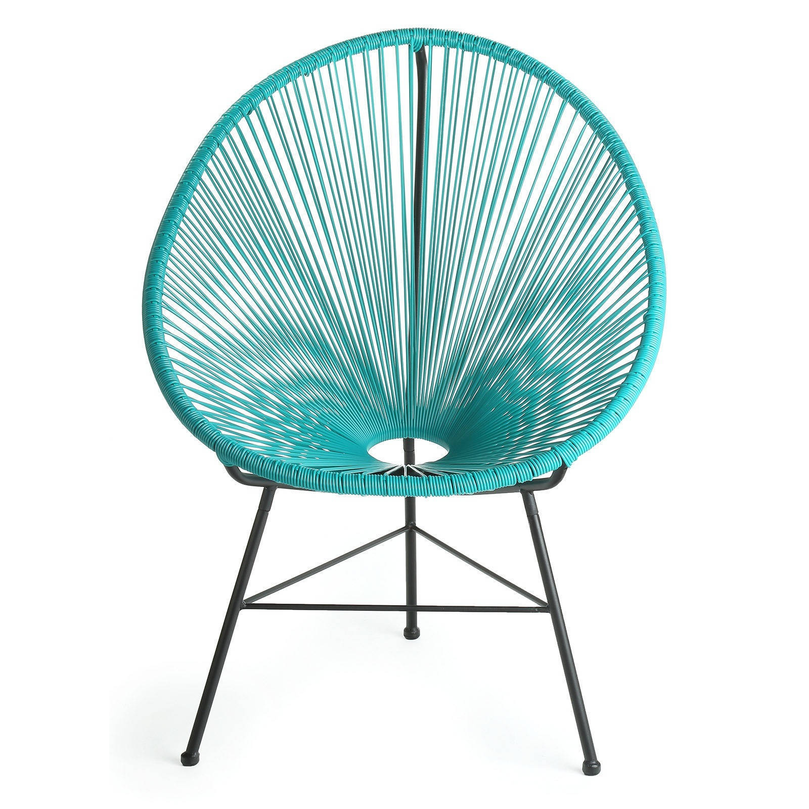 Famous Design Tree Home Acapulco Blue Lounge Chair (china In Handmade Acapulco Woven Indoor Outdoor Lounge Chairs (View 18 of 25)