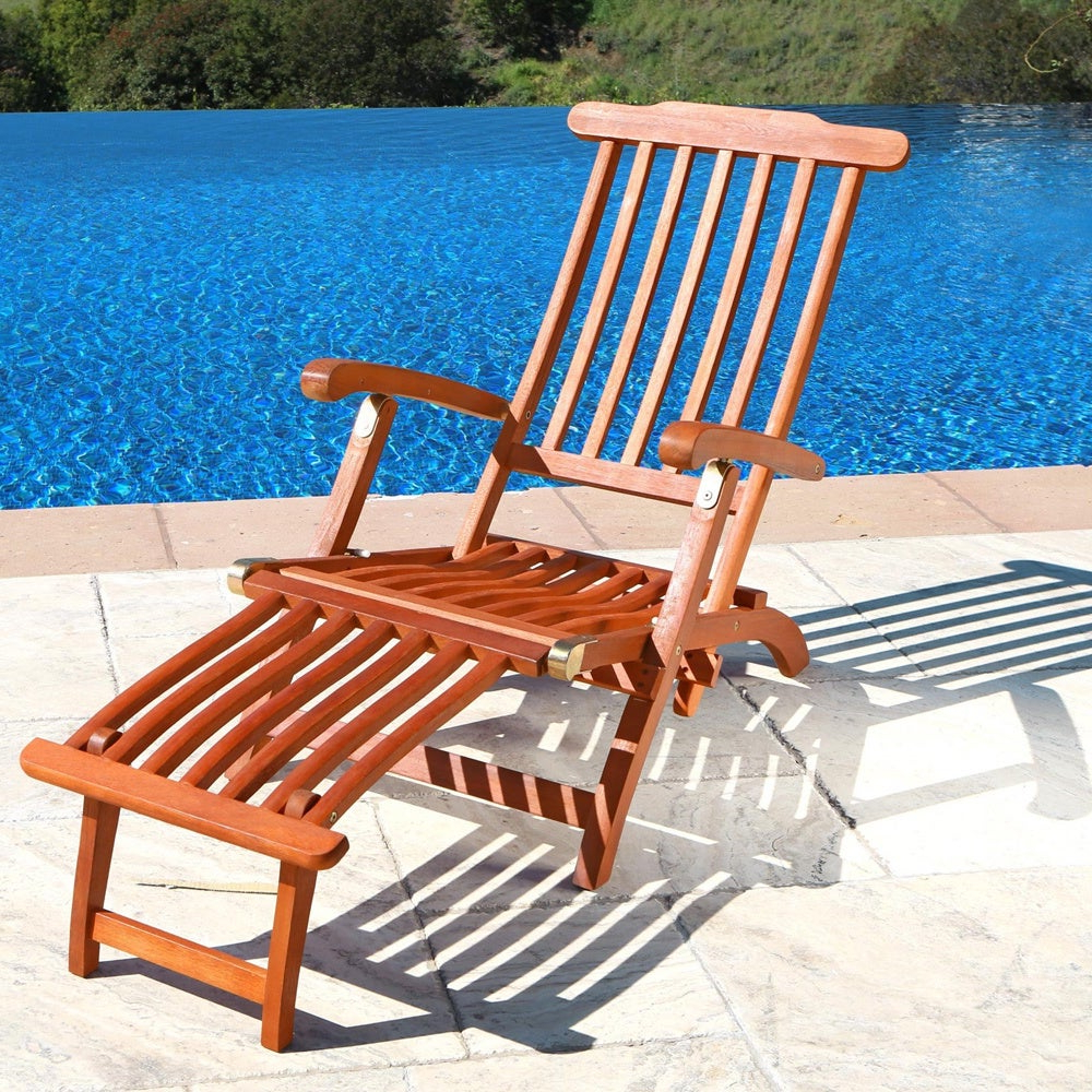 Famous Havenside Home Surfside Outdoor Lounge Chair With Havenside Home Surfside Outdoor Lounge Chairs (View 1 of 25)