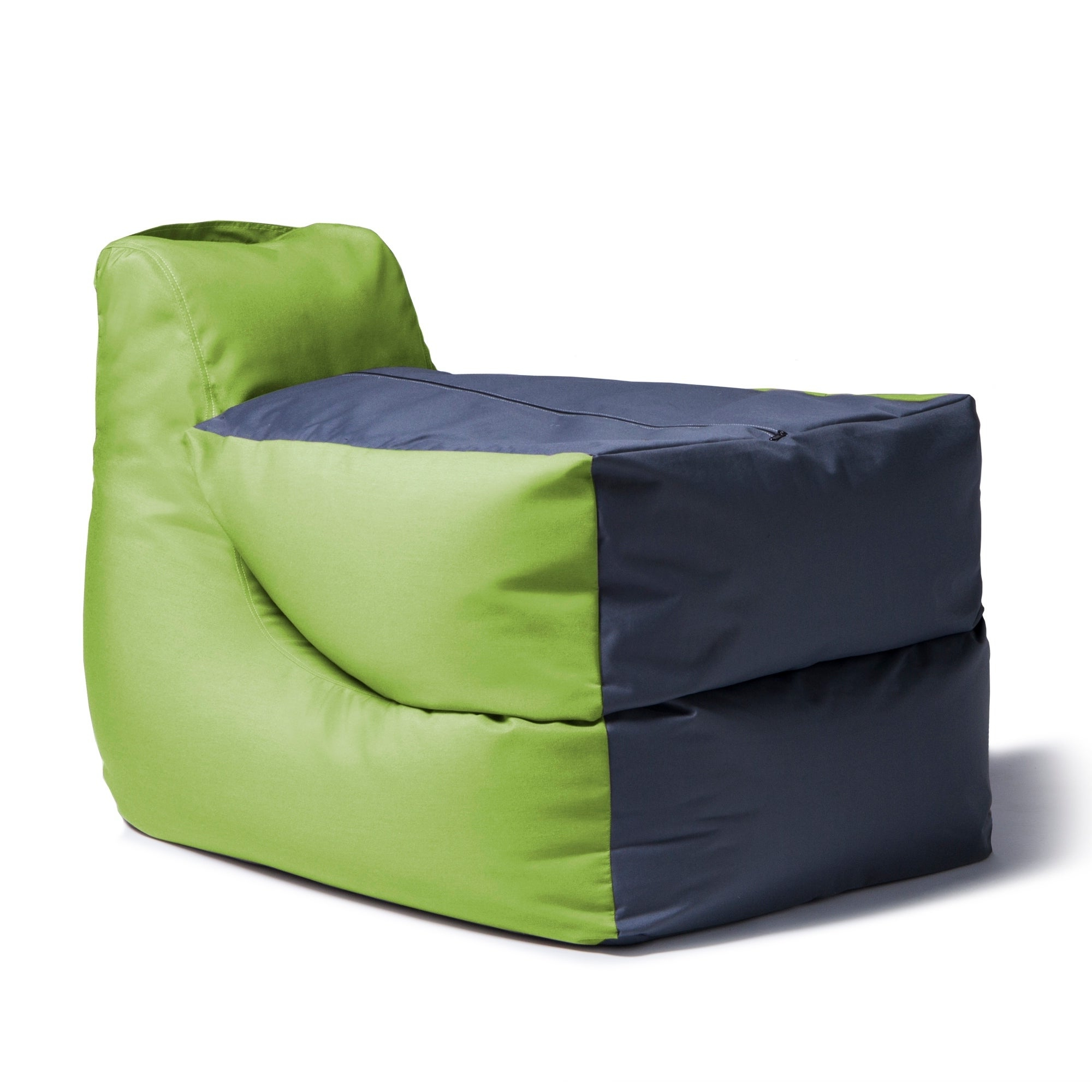 Famous Patio Bean Bag Chaise Lounges Intended For Jaxx Prado Patio Bean Bag Chaise Lounge (View 21 of 25)