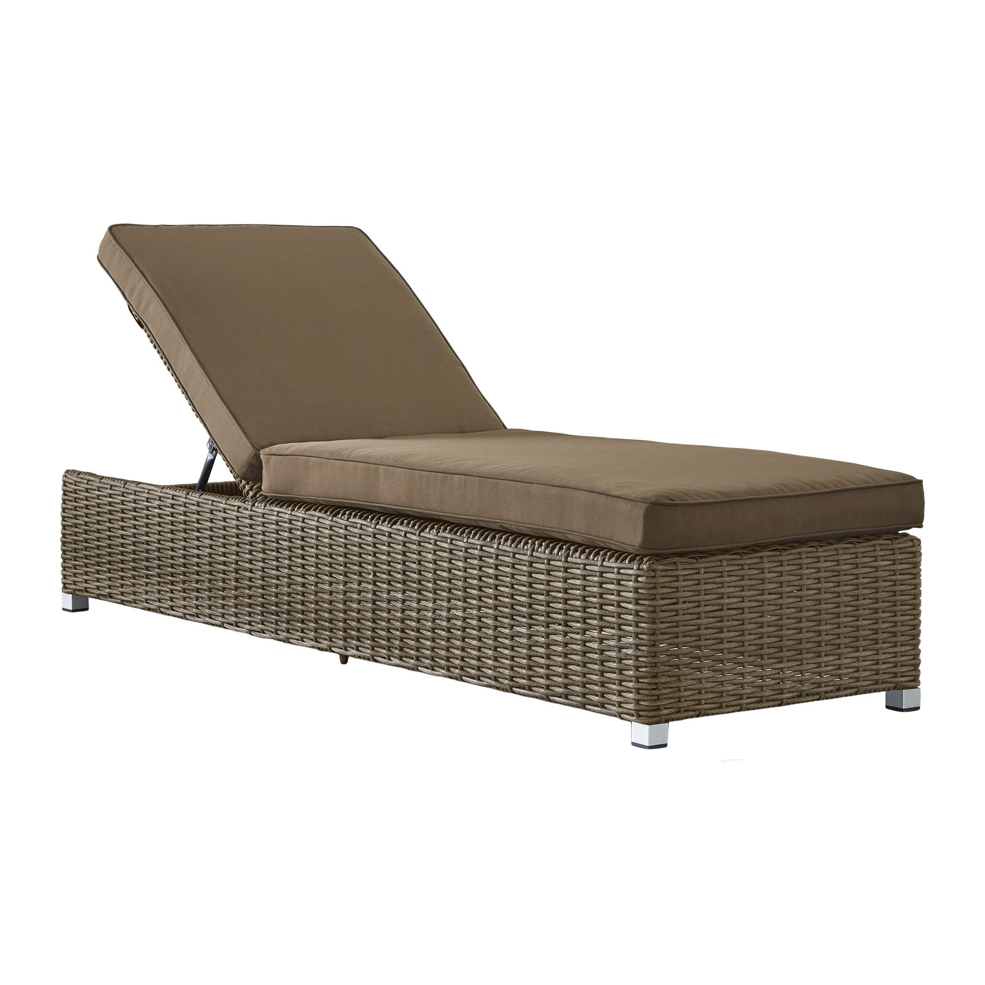 Famous Shannon Patio Lounge Chair With Cushion (View 10 of 25)