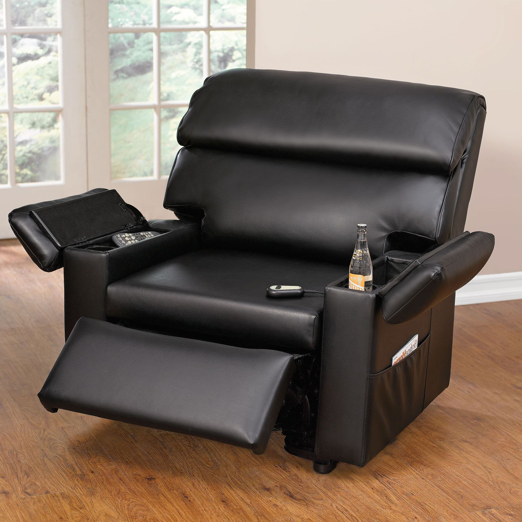 Featured Photo of Extra Wide Recliner Lounge Chairs