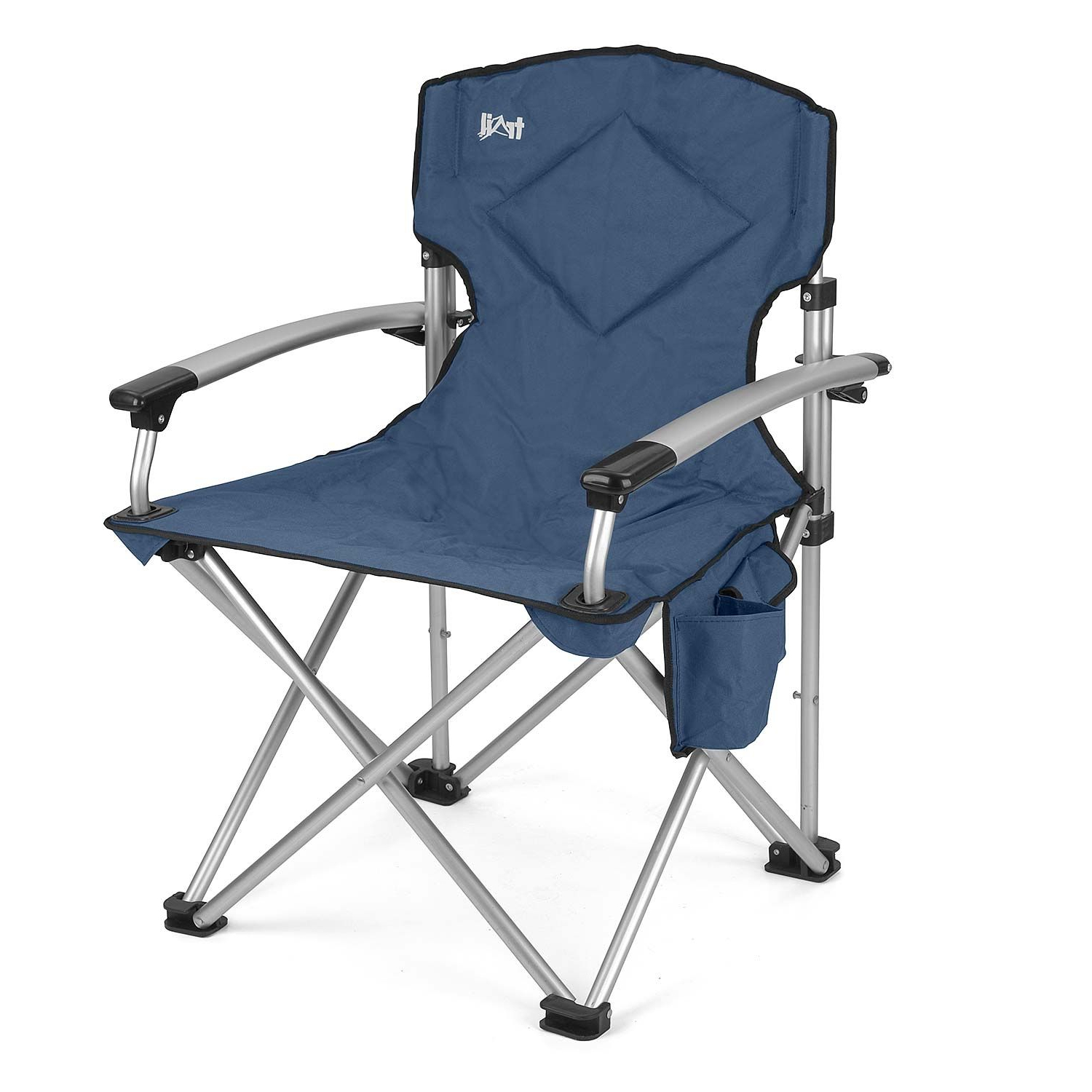Fashionable Iron Frame Locking Portable Folding Chairs Intended For Trail Ultimate Folding Camping Chair (View 20 of 25)