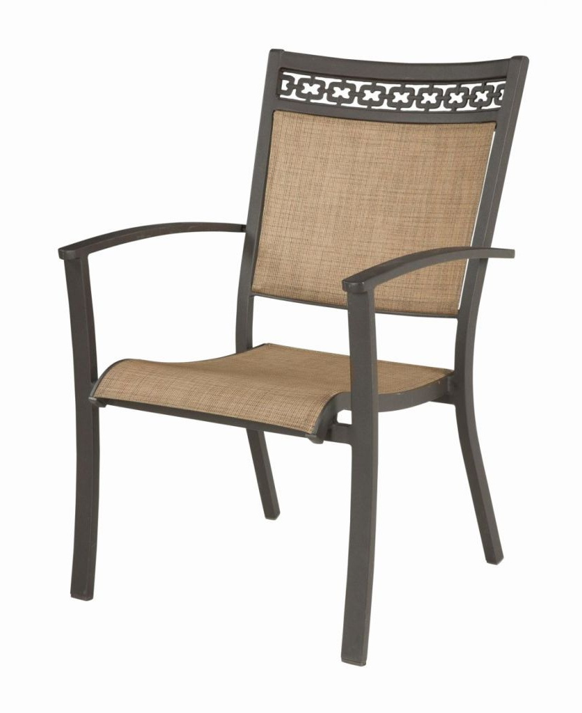Fashionable Sunset Patio Sling Folding Chairs With Headrest Within Coleman Patio Furniture Replacement Slings (View 20 of 25)