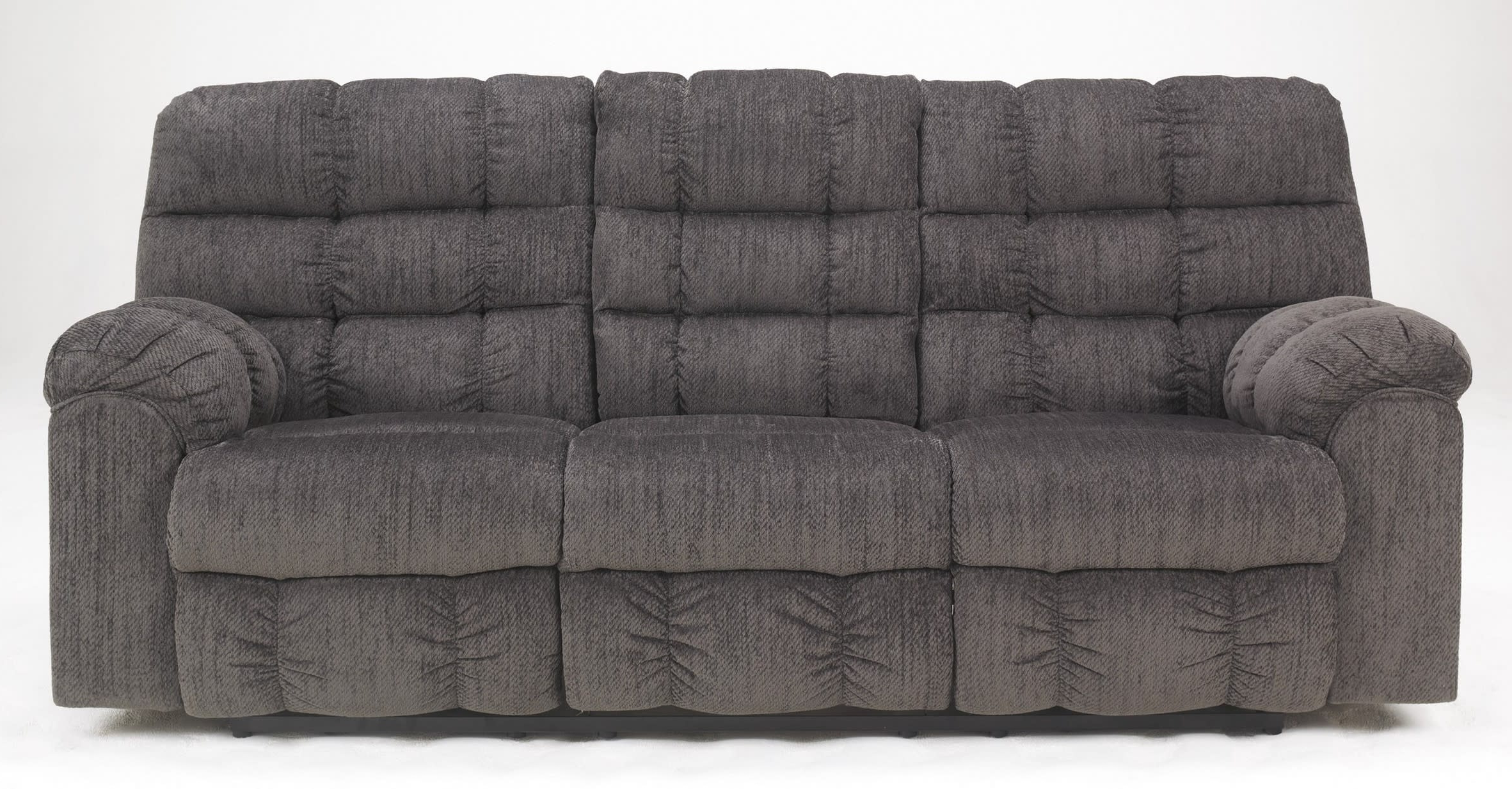 Favorite Signature Designashley 5830089 For Outdoor Living Manteca Dark Slate Lounge Chairs (View 4 of 25)