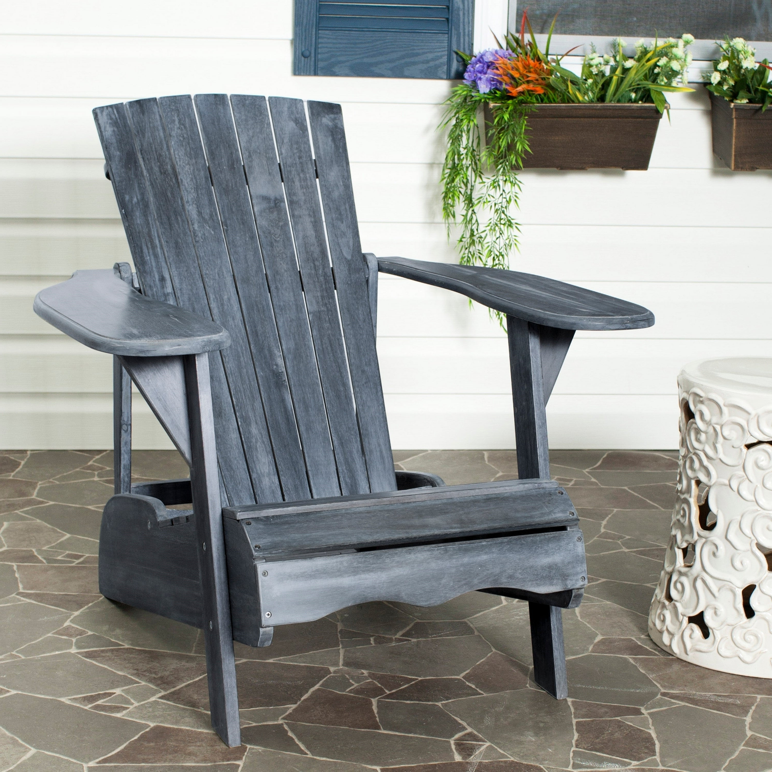 Find Great Outdoor Seating (View 13 of 25)