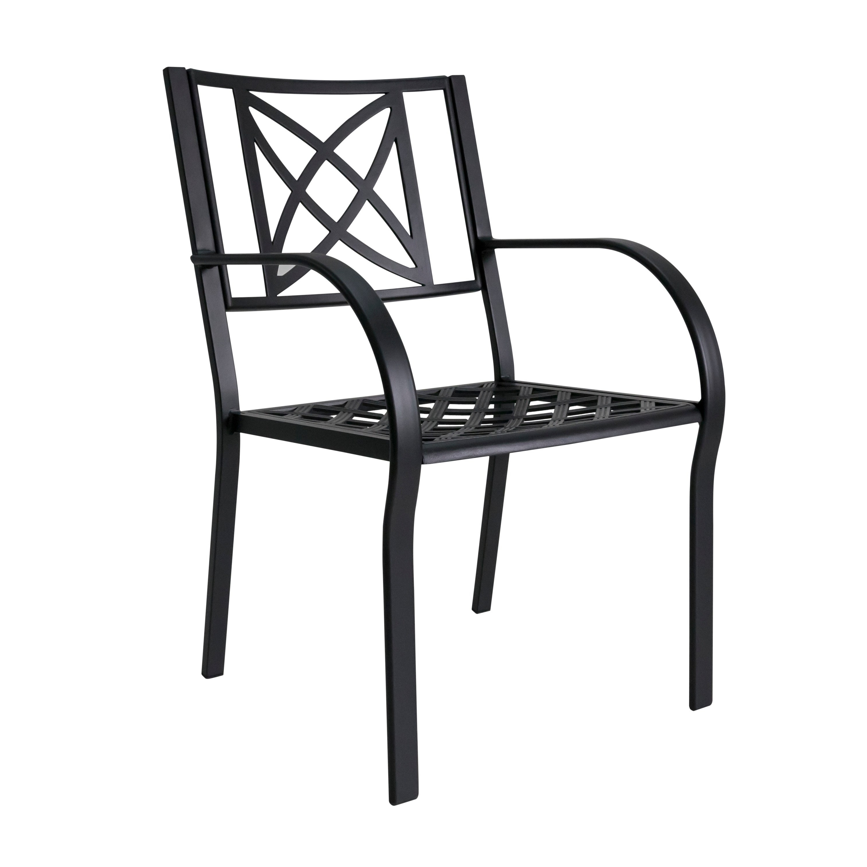 Havenside Home Surfside Outdoor Lounge Chairs Regarding Fashionable Havenside Home Surfside Outdoor Patio Aluminum Chairs (Set (View 24 of 25)
