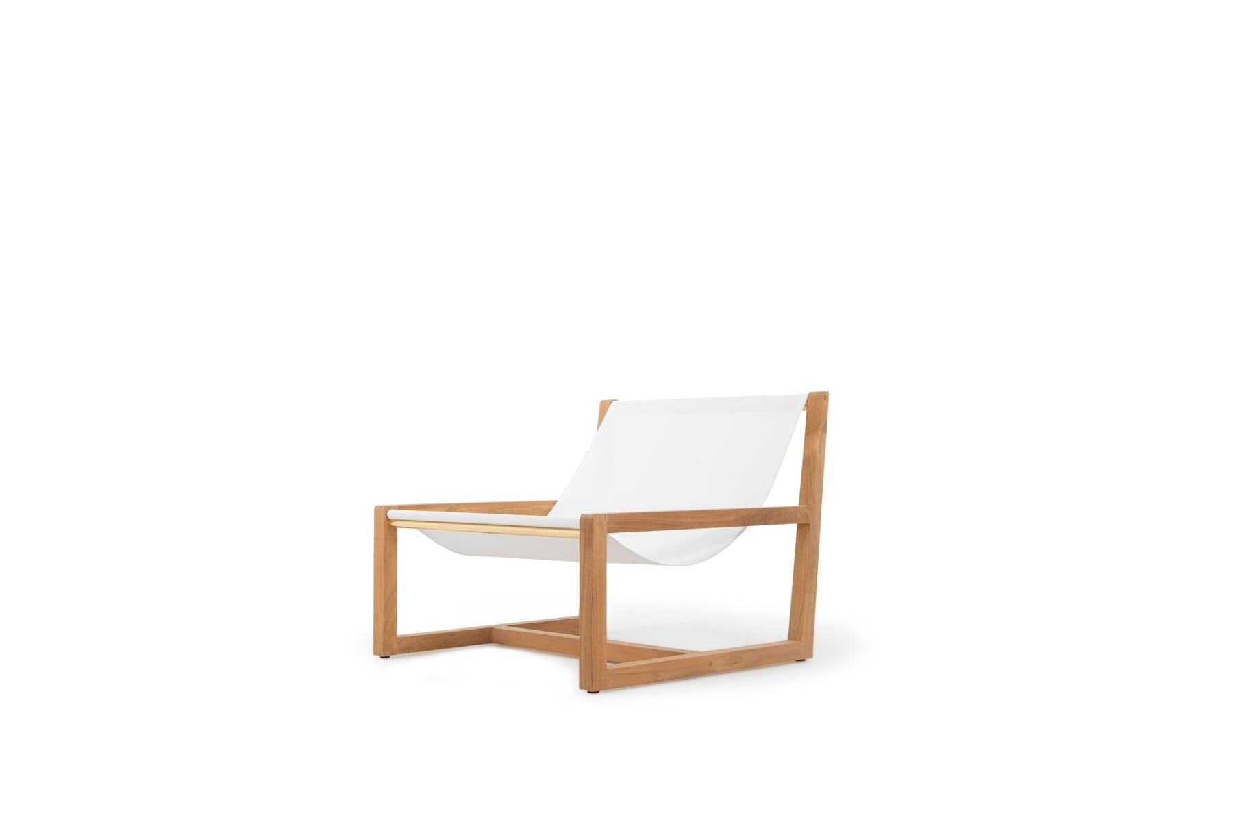 Hollywood Wood Chair With Regard To Favorite Outdoor Wood Sling Chairs (View 5 of 25)