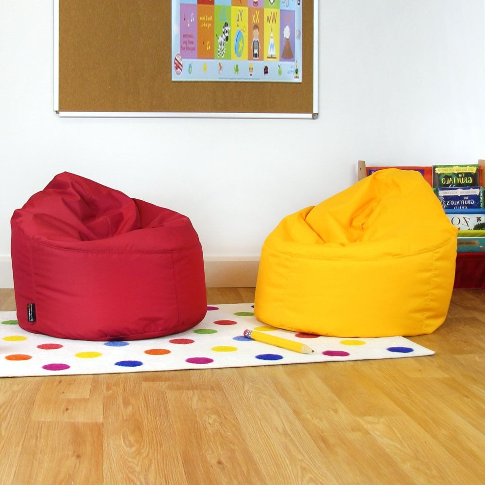Indoor/outdoor Patio Bean Bag Chairs Intended For Most Current Primary Bean Bag Chair – Indoor/outdoor (View 21 of 25)