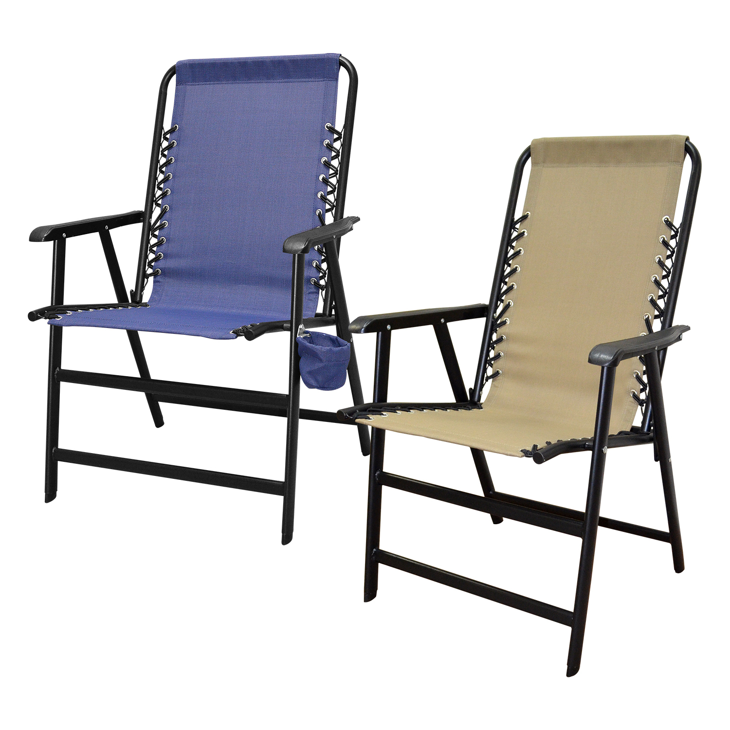 Infinity Suspension Folding Chair In Current Oversized Extra Large Chairs With Canopy And Tray (View 9 of 25)