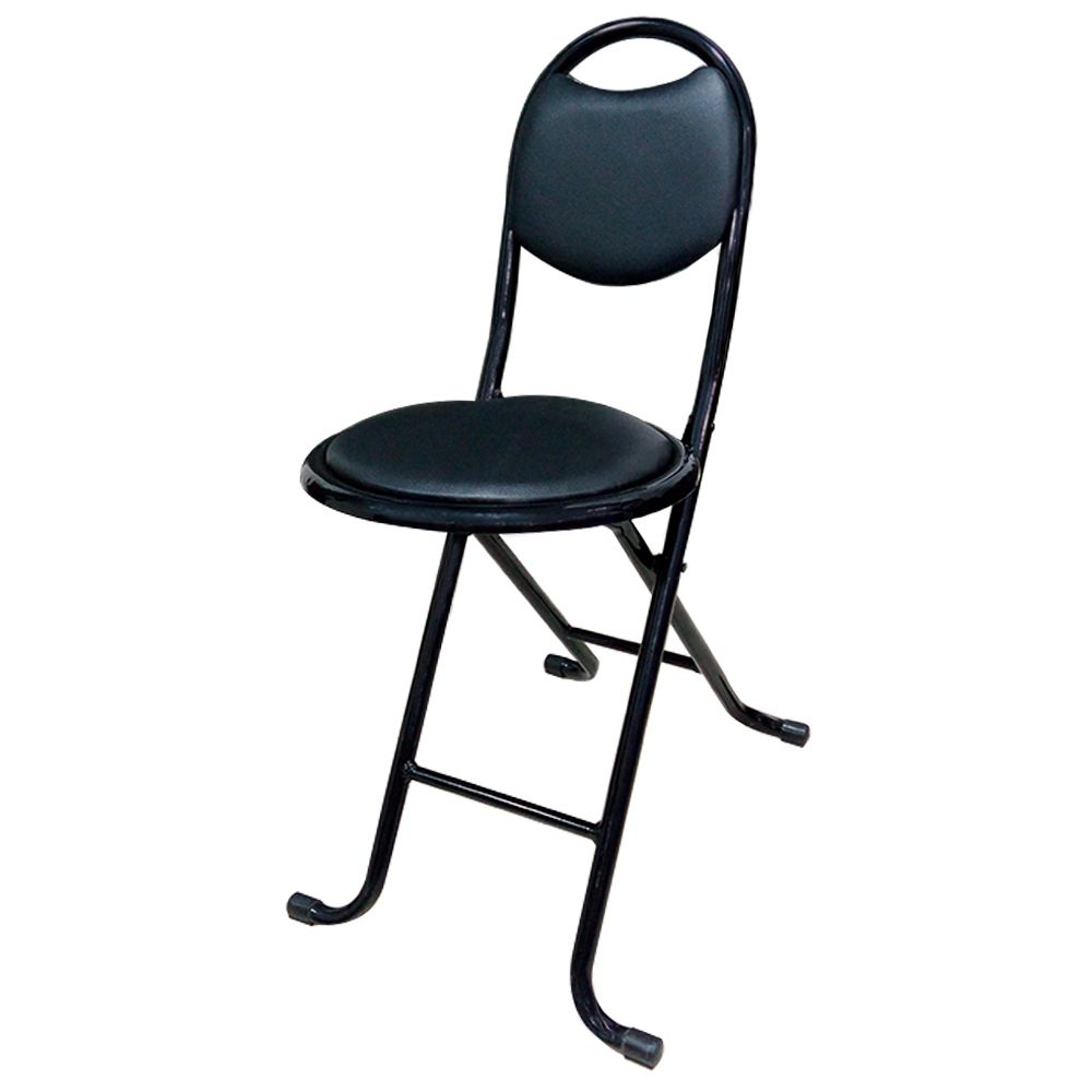 Iron Frame Locking Portable Folding Chairs Inside Popular Multipurpose Metal Frame Portable Folding Chair Seat Outdoor (View 2 of 25)