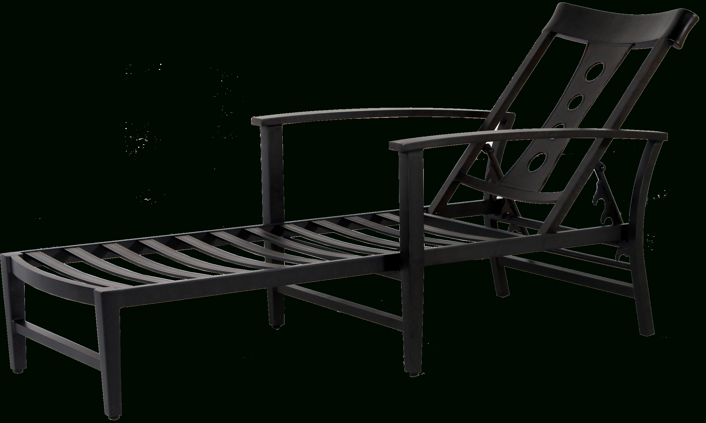 Jamaica Cast Aluminum Patio Furniture Collection – Patio Divas Within Most Current Jamaica Outdoor Chaise Lounges (View 6 of 25)
