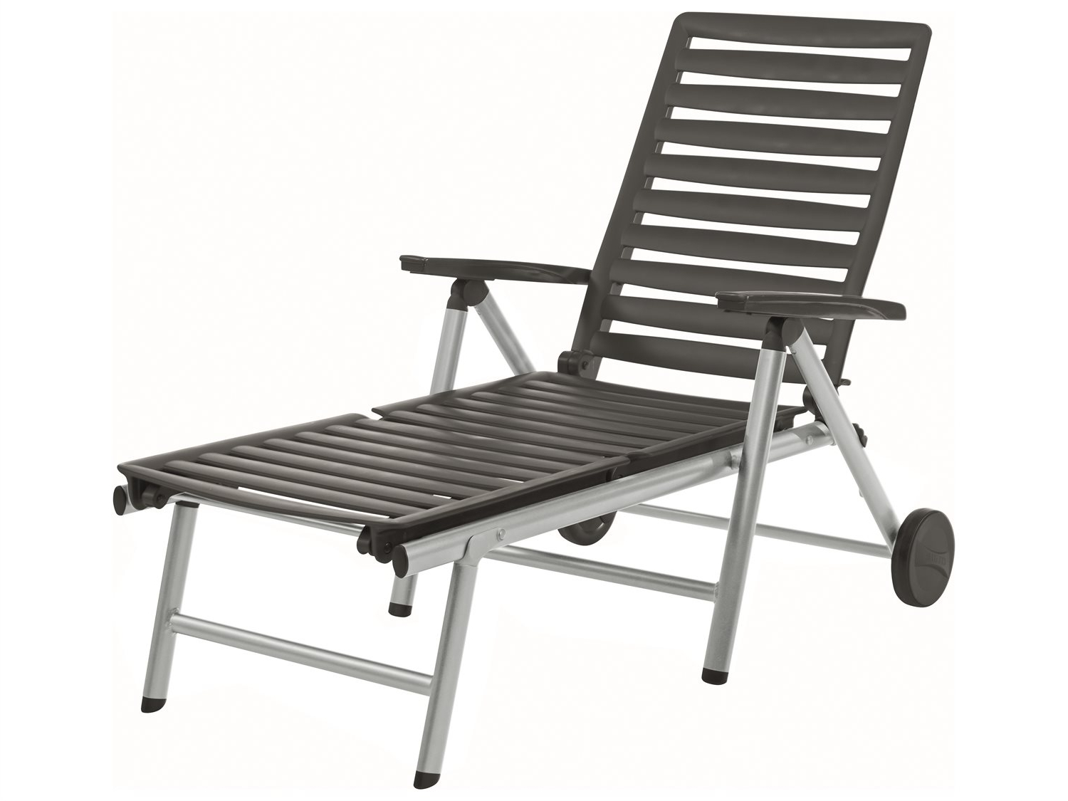 Kettler Wave Multi Position Chaise Lounge For Favorite Outdoor Multi Position Chaise Lounges (View 7 of 25)