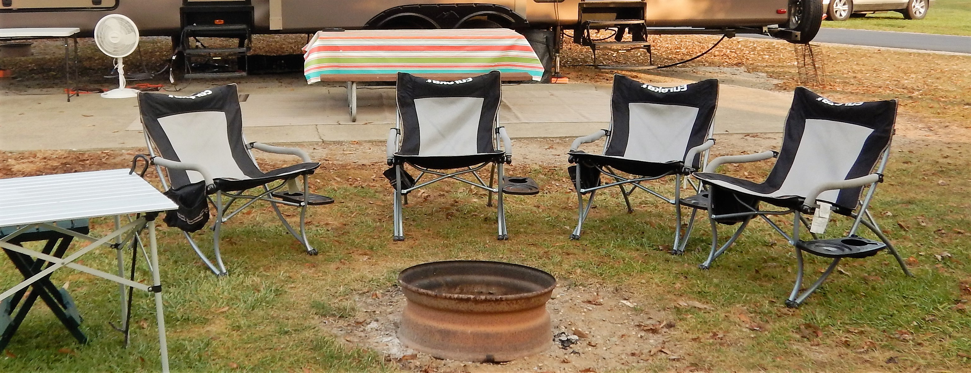 Latest Best Camping Chair For A Heavy Person (5 Heavy Duty Options) Intended For Mesh Fabric With Steel Frame Chairs With Canopy And Tray (Gallery 23 of 25)