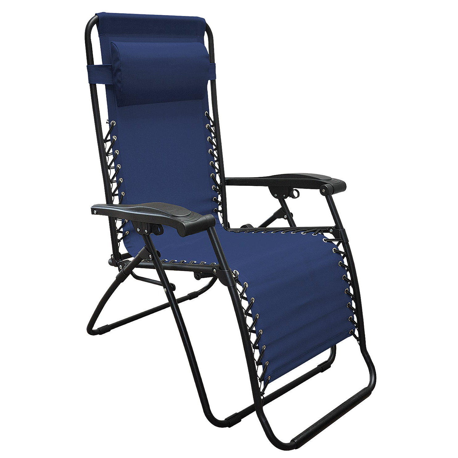 Latest Caravan Canopy Zero Gravity Chairs Within Caravan Canopy Sports 80009000020 Oversized Blue Zero Gravity Chair (Gallery 22 of 25)