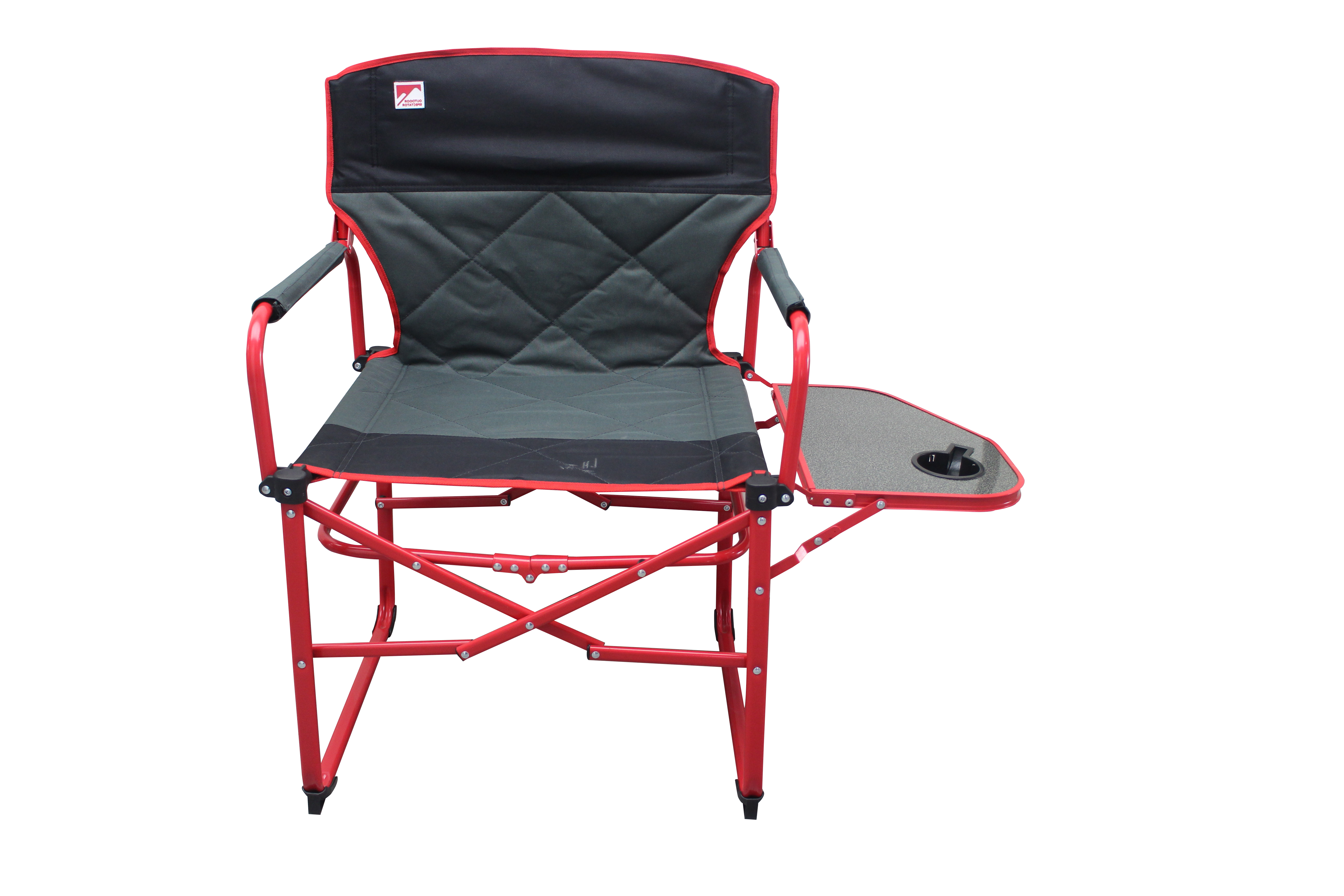 Latest Iron Frame Locking Portable Folding Chairs With Regard To Outdoor Spectator Heavy Duty Ultra Portable Folding Director (Gallery 16 of 25)