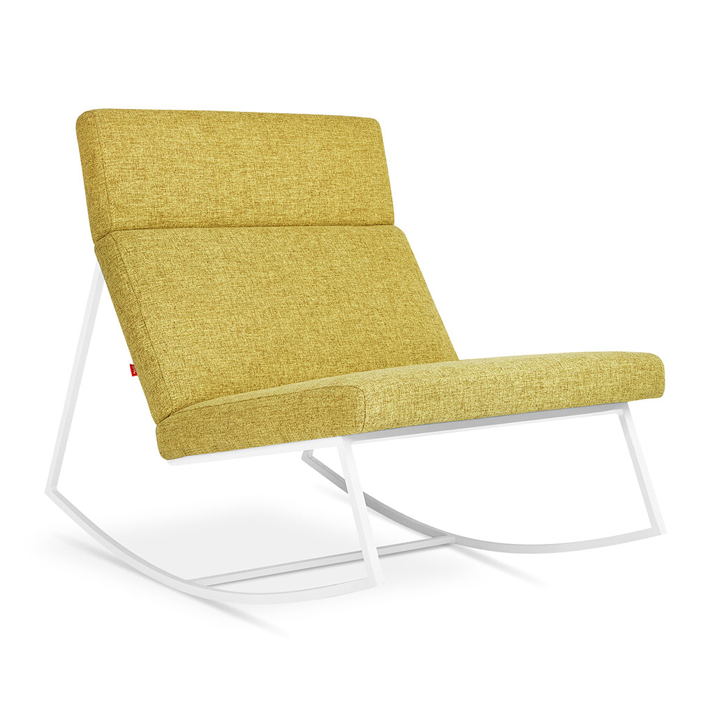 Maki Outdoor Wood Chaise Lounges Intended For Most Up To Date Gt Rocking Lounge Chair (View 24 of 25)