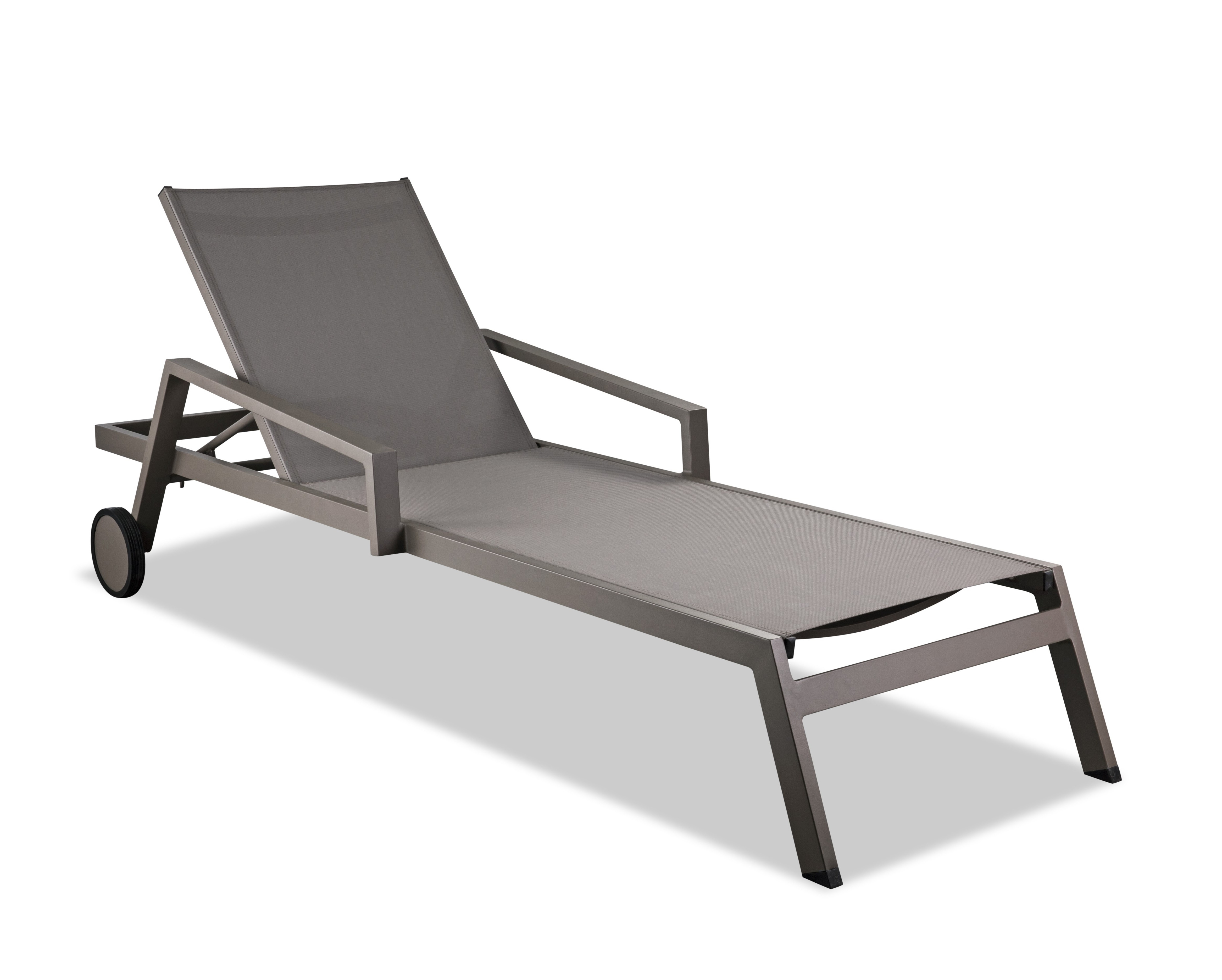 Metropolitandecor Throughout Favorite Outdoor Cart Wheel Adjustable Chaise Lounge Chairs (View 7 of 25)