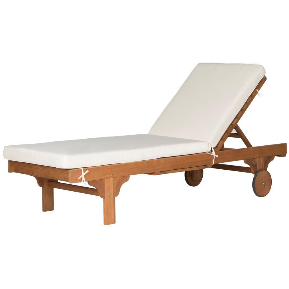 Most Current Shop For Safavieh Outdoor Living Azusa Brown/ Beige With Outdoor Living Azusa Sunloungers (View 19 of 25)