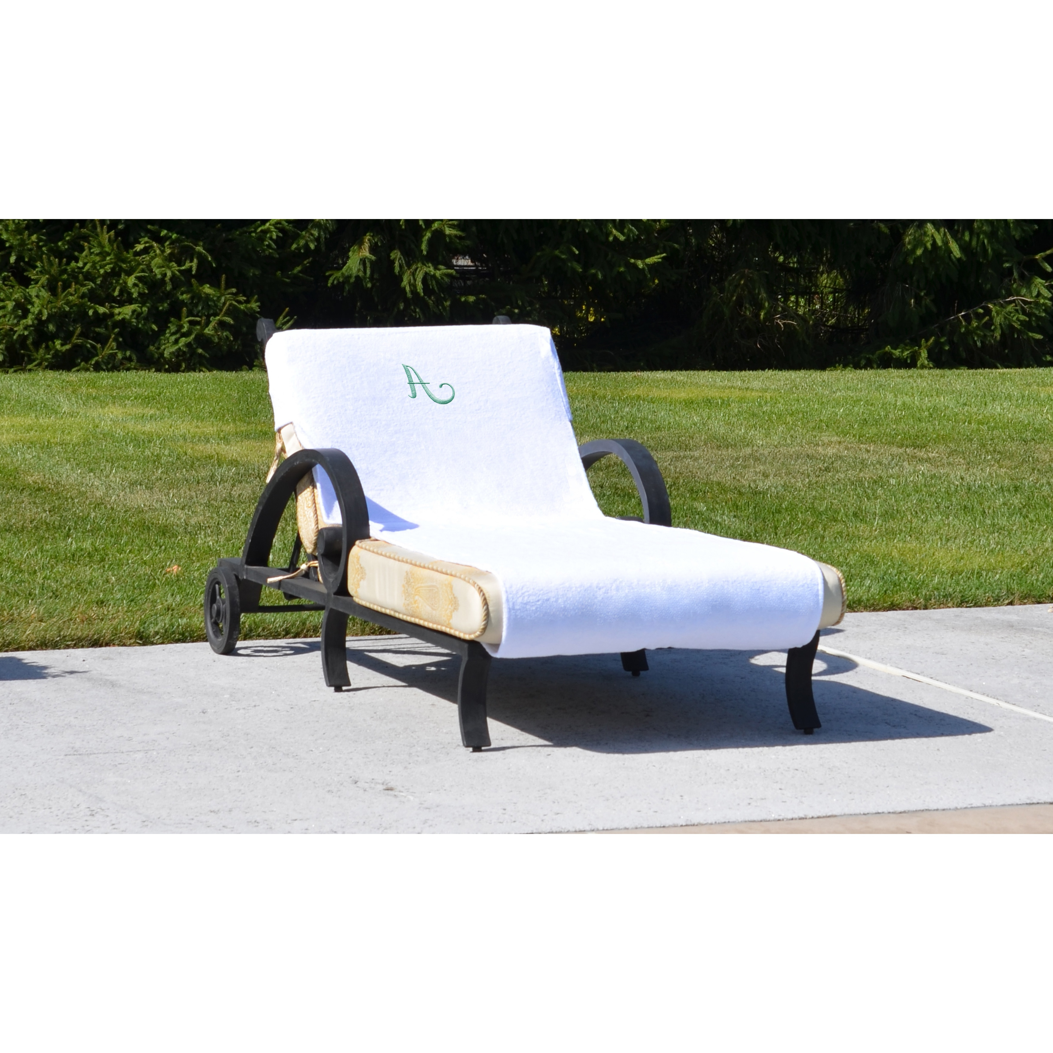 Featured Photo of Standard Size Chaise Lounge Chairs
