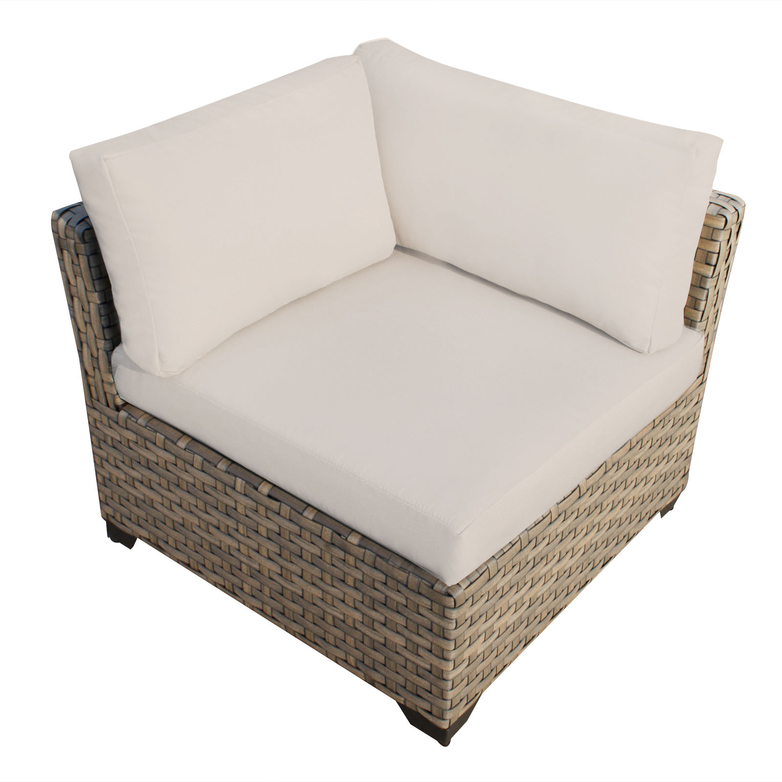 Most Popular Outdoor 13 Piece Wicker Patio Sets With Cushions Throughout Hampton 13 Piece Outdoor Wicker Patio Furniture Set 13a (View 25 of 25)