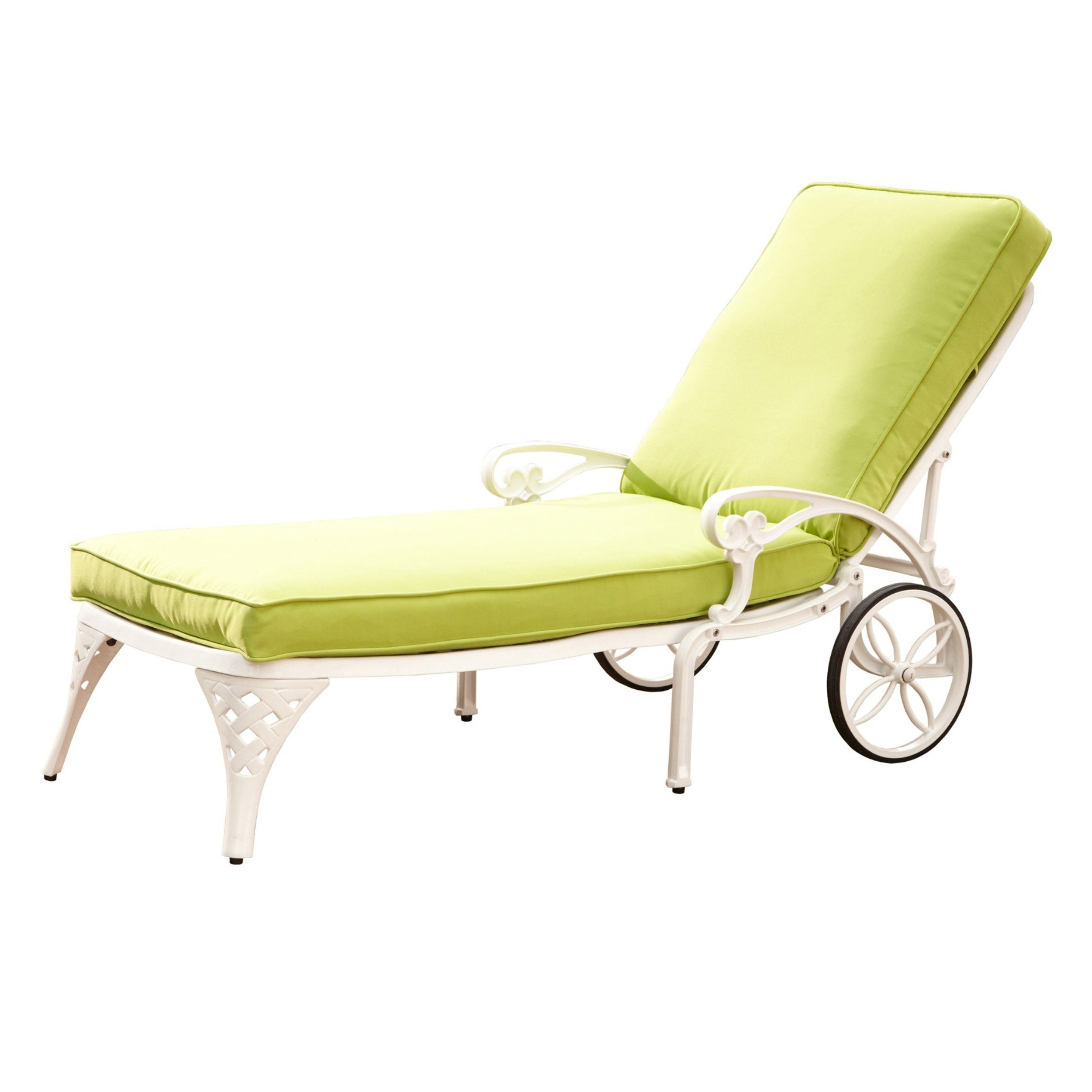Most Recent Biscayne Chaise Lounge Chair With Cushionhome Styles Regarding Floral Blossom Chaise Lounge Chairs With Cushion (View 22 of 25)