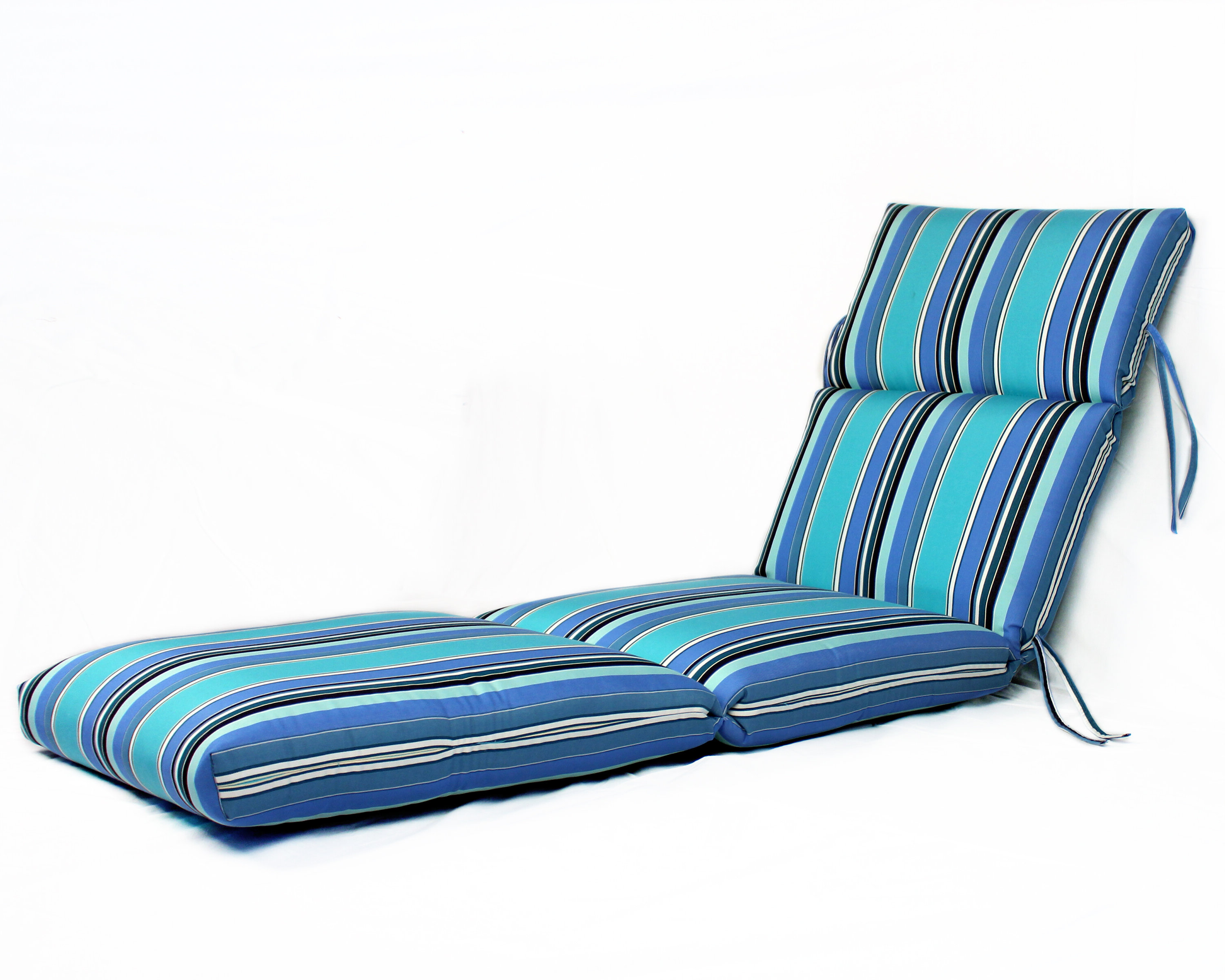 Most Recently Released Dolce Oasis Indoor/outdoor Sunbrella Chaise Lounge Cushion Pertaining To Indoor Outdoor Textured Bright Chaise Lounges With Sunbrella Fabric (Gallery 12 of 25)