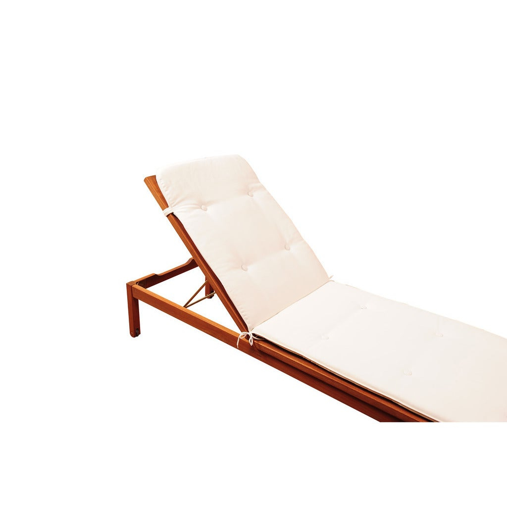Most Up To Date Amazonia Pacific 3 Piece Wheel Lounger Set With White Cushions Within Amazonia Pacific 3 Piece Wheel Lounger Sets With White Cushions (View 3 of 25)