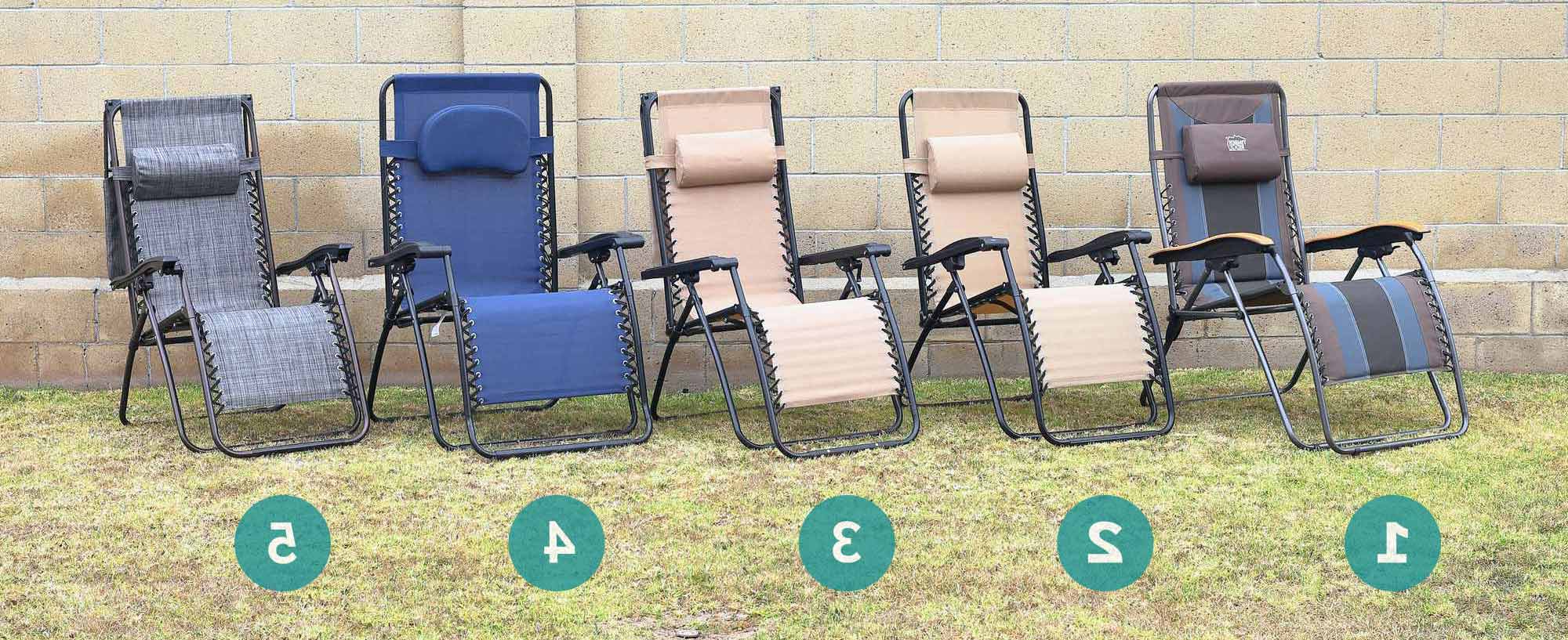 Newest Oversize Wider Armrest Padded Lounge Chairs Regarding The Best Zero Gravity Chair Of 2019 – Your Best Digs (View 18 of 25)