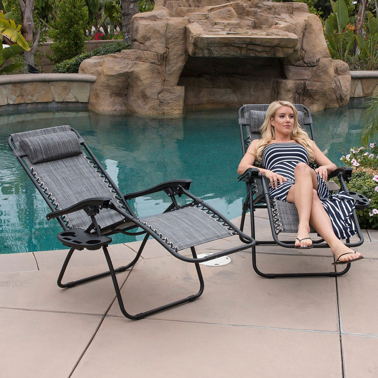 Our Best In Most Recent Extra Wide Outdoor Lounge Chairs (View 4 of 25)