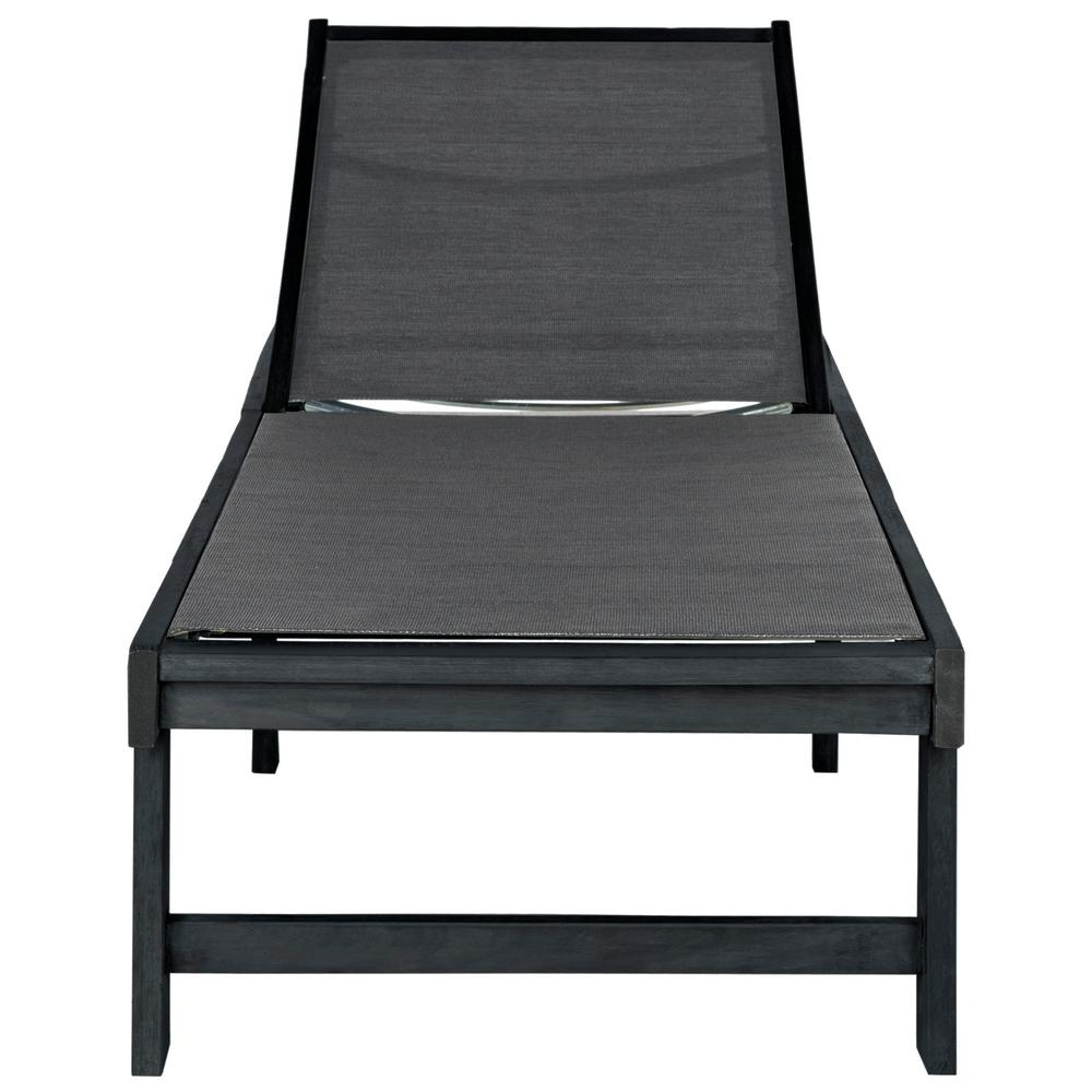 Featured Photo of Outdoor Living Manteca Dark Slate Lounge Chairs