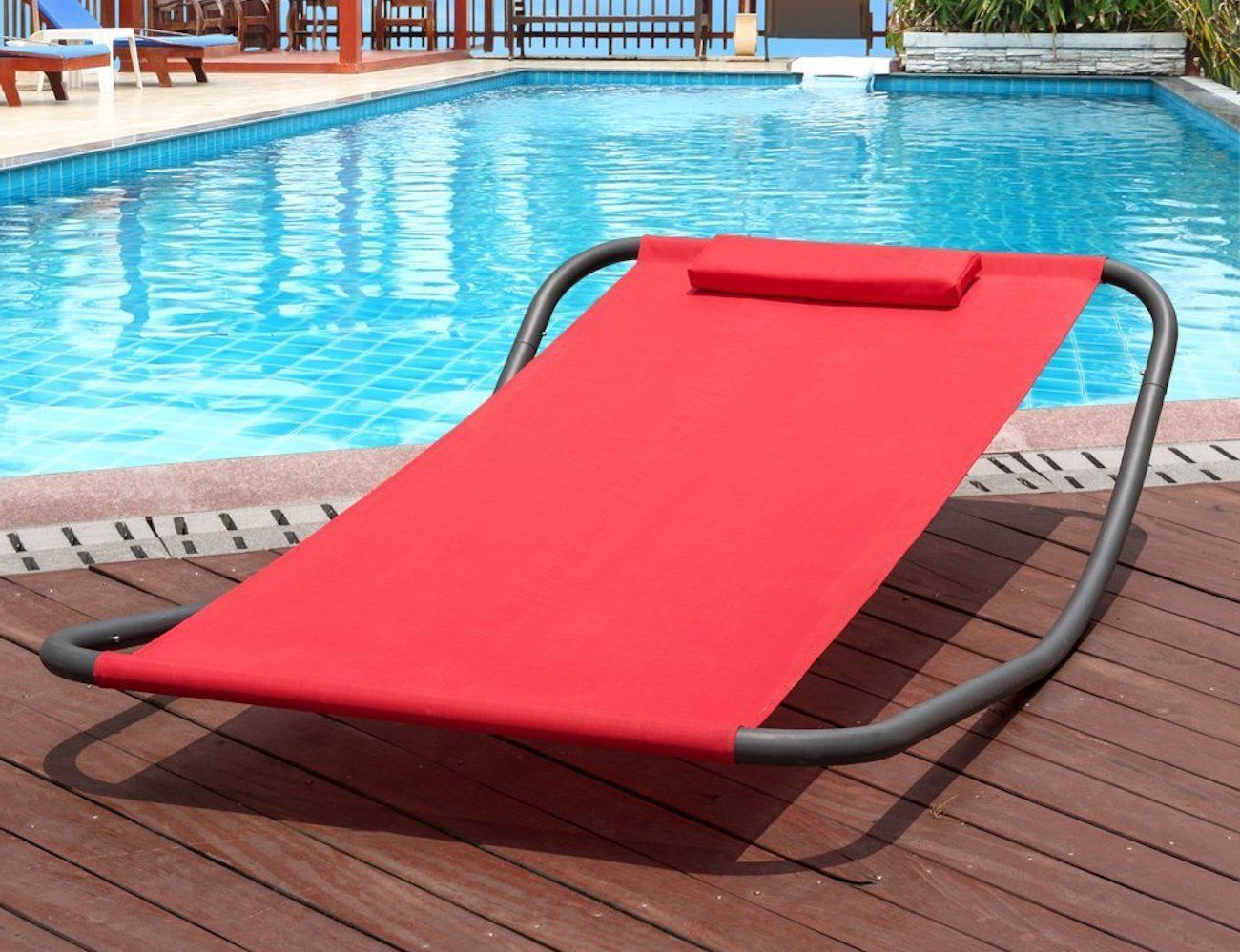 Featured Photo of Outdoor Rocking Loungers