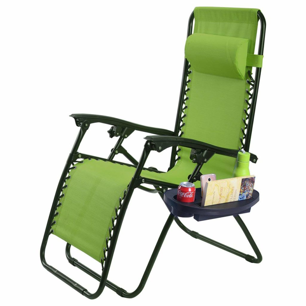 Oversize Wider Armrest Padded Lounge Chairs Regarding Popular 10 Best Zero Gravity Chairs Of 2019 – For Stress Free (View 6 of 25)