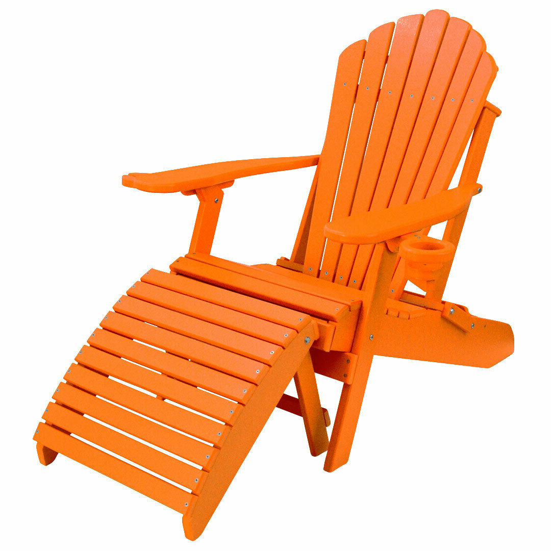 Featured Photo of Adirondack Chairs With Footrest