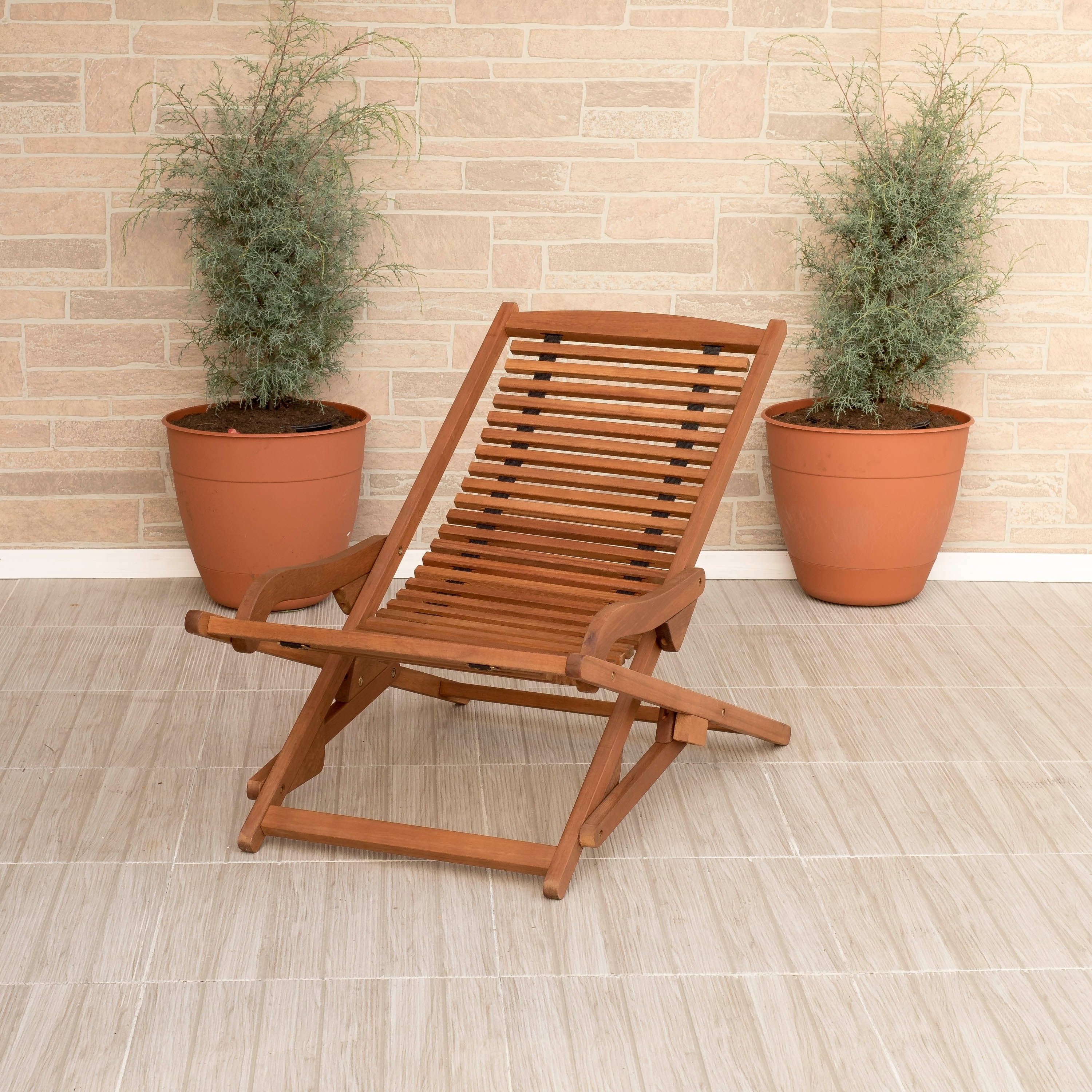 Featured Photo of Amazonia Copacabana Wood Swing Chairs