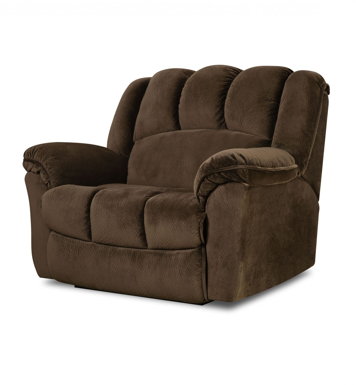 Popular This Oversized Snuggler Recliner Is Just Big Enough For Two Inside Extra Wide Recliner Lounge Chairs (View 22 of 25)