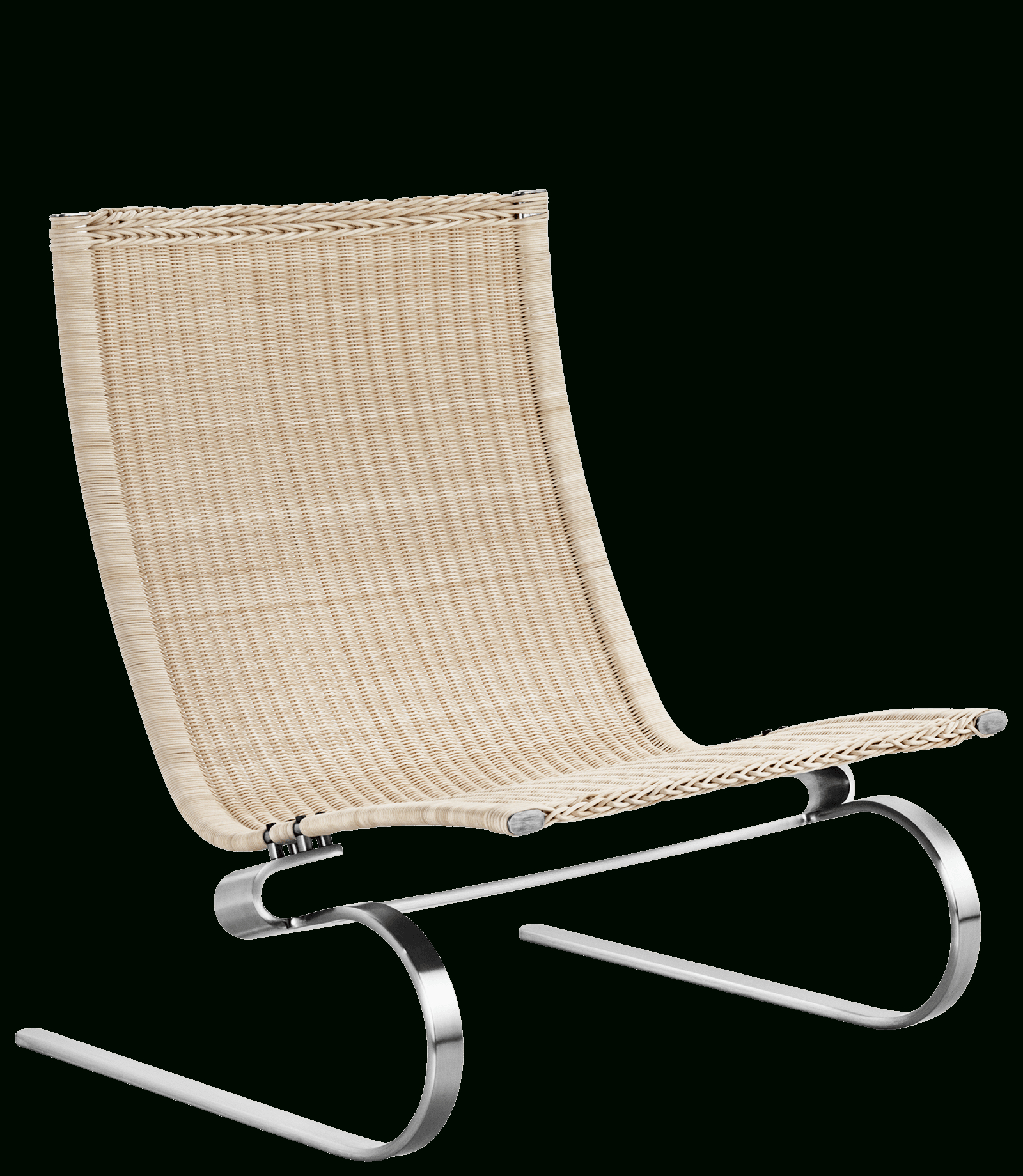 Preferred Easy Outdoor Rocking Lounge Chairs Pertaining To Pk20™ Easy Chair, Wicker (View 22 of 25)