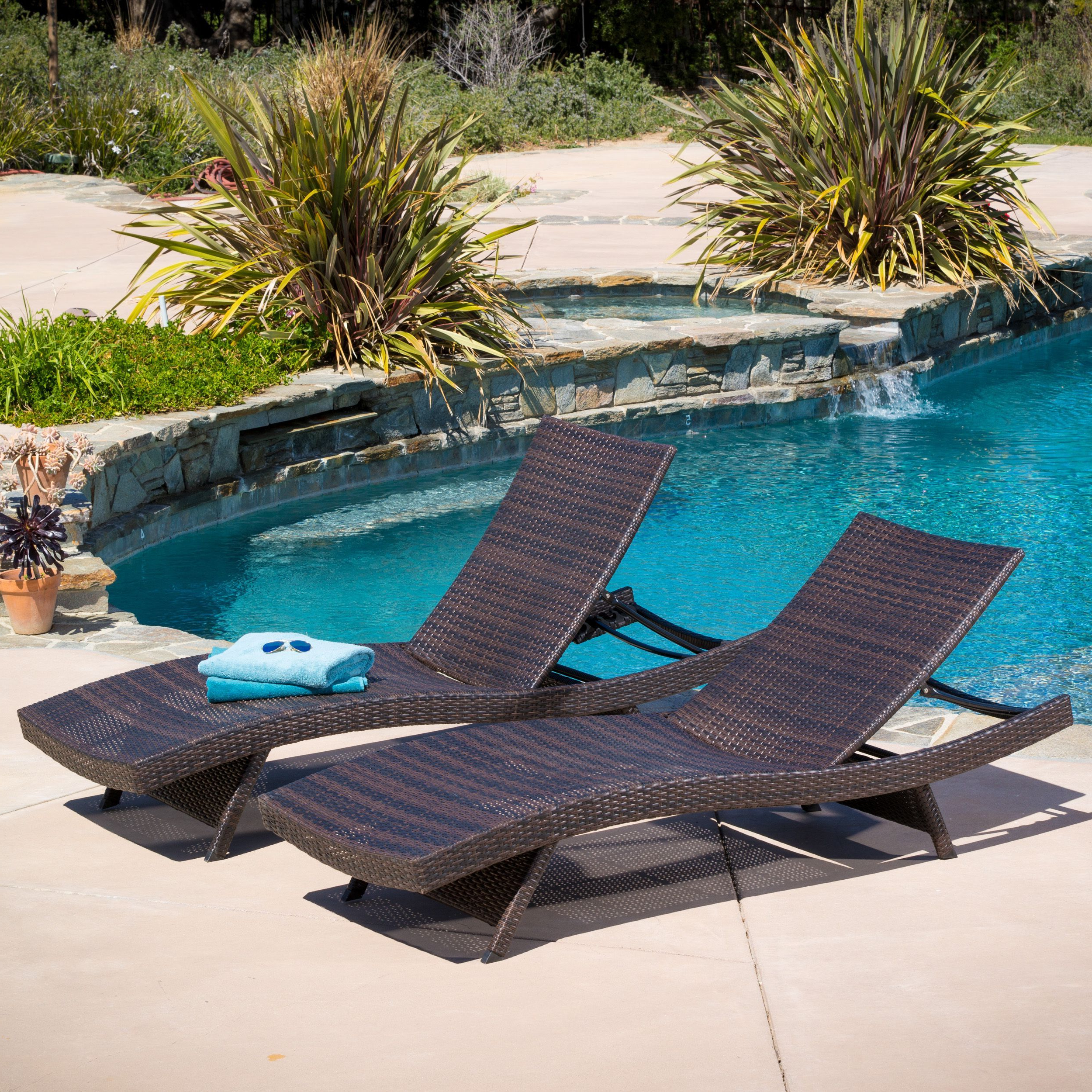 Preferred Salton Outdoor Chaise Lounges For Pin On Pretty Nest (View 19 of 25)
