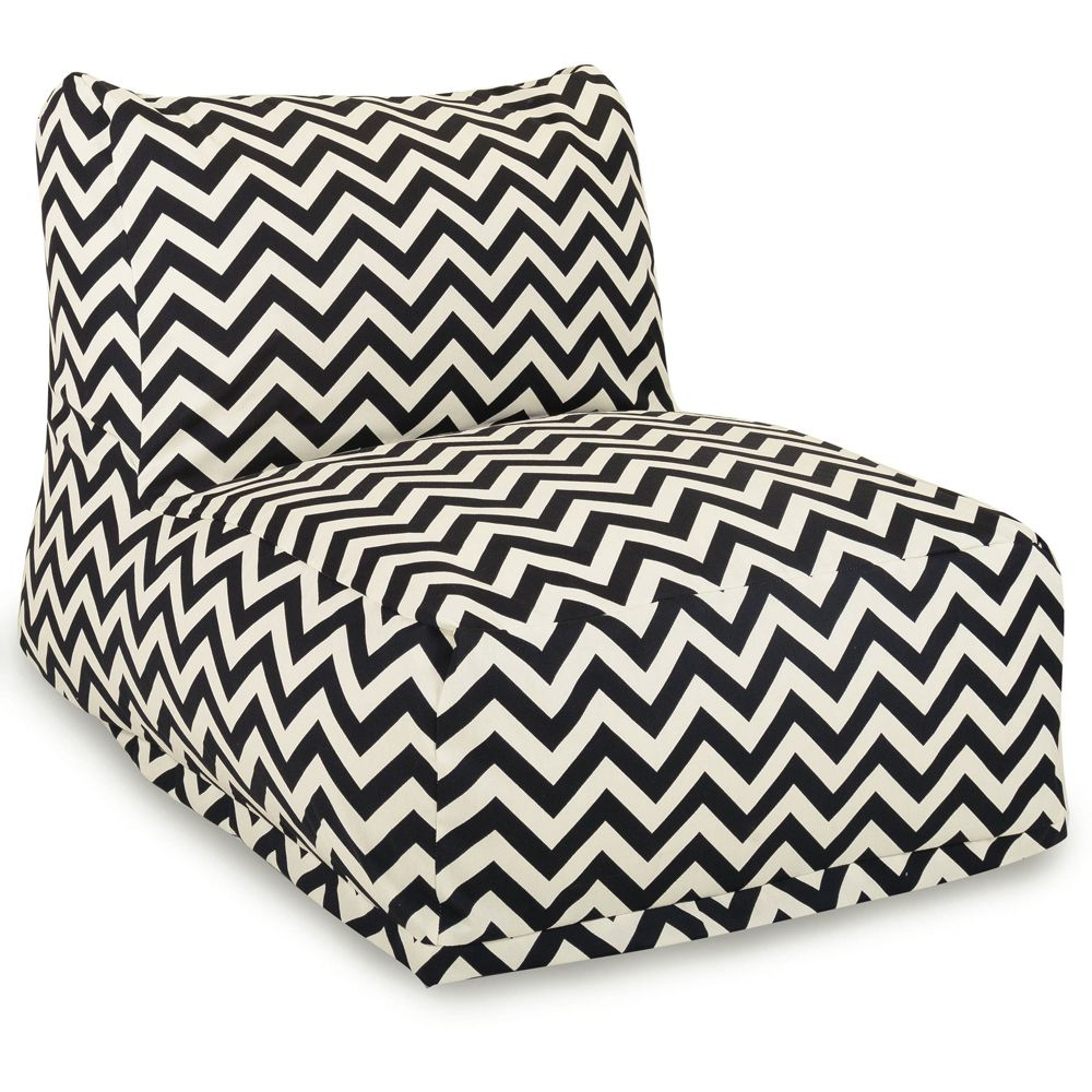 Printed Beanbag Chair Lounger (Gallery 15 of 25)