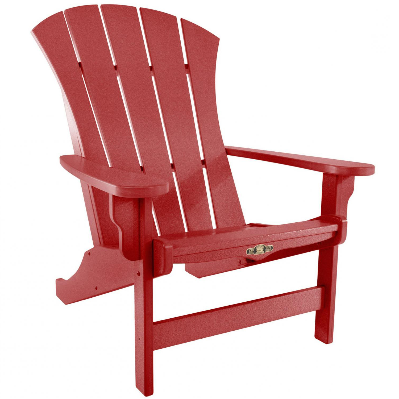 Recent Amazonia Copacabana Wood Swing Chairs Throughout Pawleys Island Sunrise Poly Lumber Patio Adirondack Chair (Gallery 14 of 25)