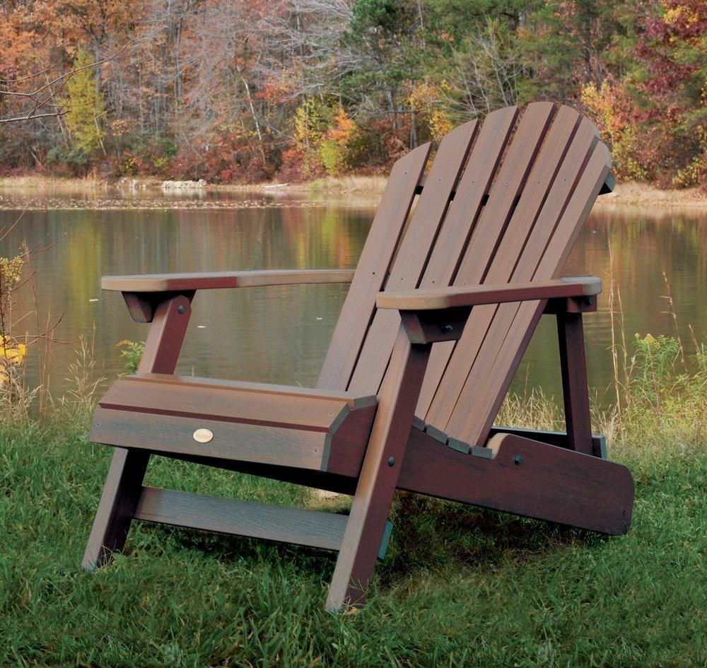 Reclining Adirondack Chair Plans Plans Diy Free Download Intended For Recent International Caravan Royal Fiji Multi Position Steamer Deck Loungers (View 20 of 25)