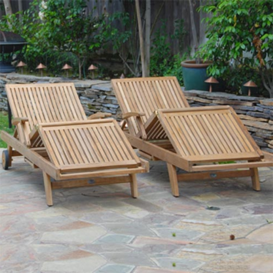 """Teak Chaise Loungers For Popular Outdoor Teak Chaise Lounge — Zombie Carols From """"teak Chaise (View 11 of 25)"""