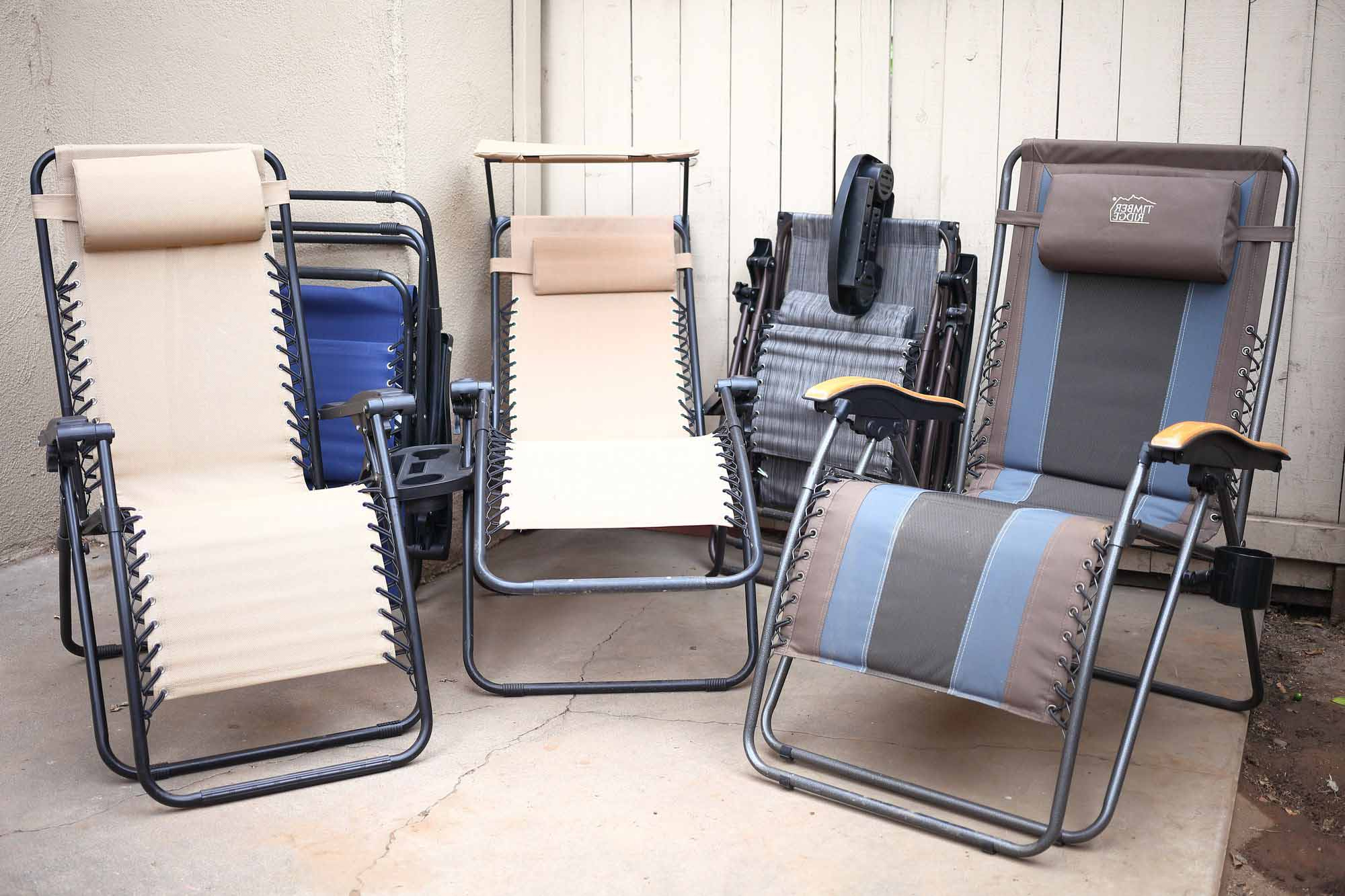 The Best Zero Gravity Chair Of 2019 – Your Best Digs Throughout Current Oversize Wider Armrest Padded Lounge Chairs (View 15 of 25)