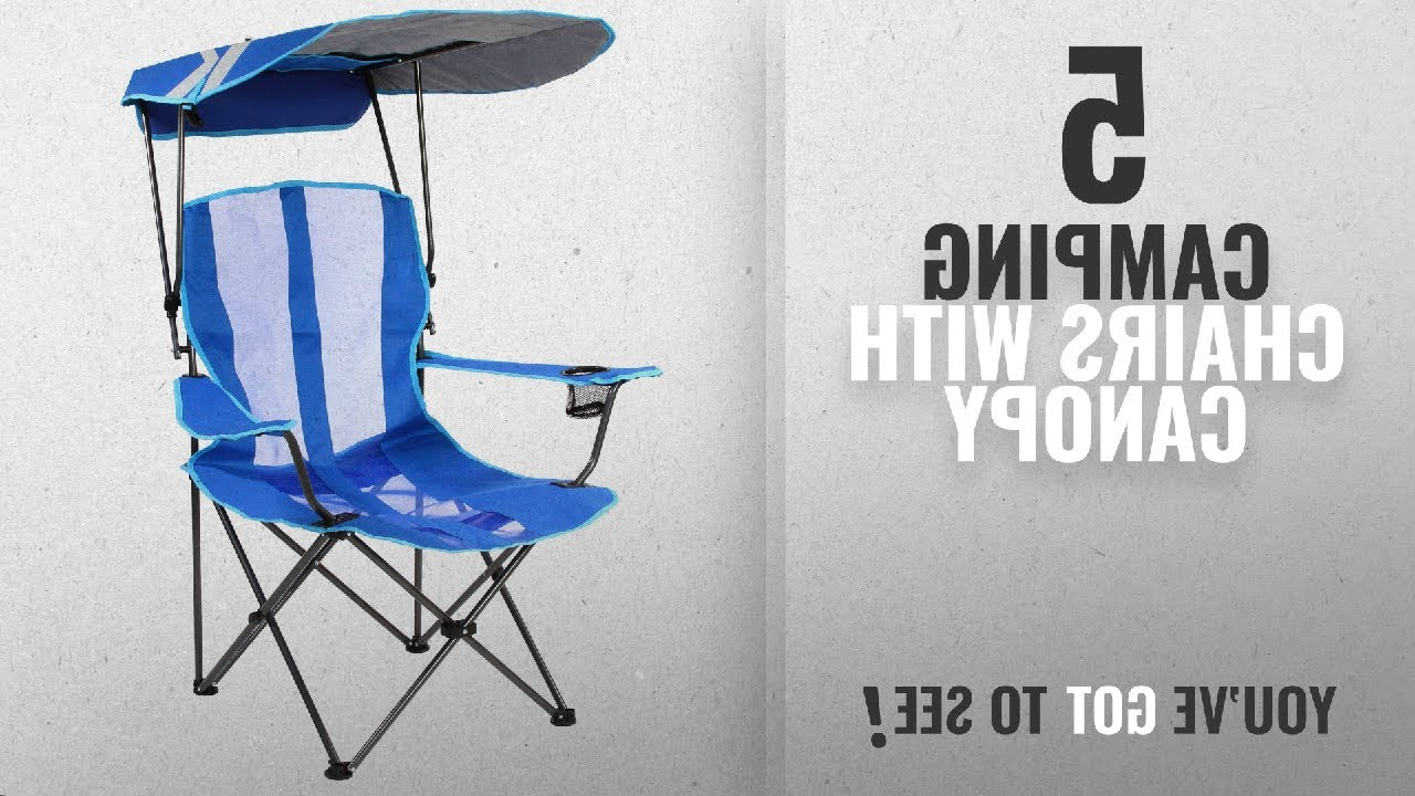 [%top 5 Camping Chairs With Canopy [2018]: Kelsyus Original Canopy Chair, Royal Blue With Regard To Preferred Deluxe Padded Chairs With Canopy And Tray|deluxe Padded Chairs With Canopy And Tray Throughout 2020 Top 5 Camping Chairs With Canopy [2018]: Kelsyus Original Canopy Chair, Royal Blue|latest Deluxe Padded Chairs With Canopy And Tray With Top 5 Camping Chairs With Canopy [2018]: Kelsyus Original Canopy Chair, Royal Blue|well Liked Top 5 Camping Chairs With Canopy [2018]: Kelsyus Original Canopy Chair, Royal Blue Throughout Deluxe Padded Chairs With Canopy And Tray%] (View 13 of 25)