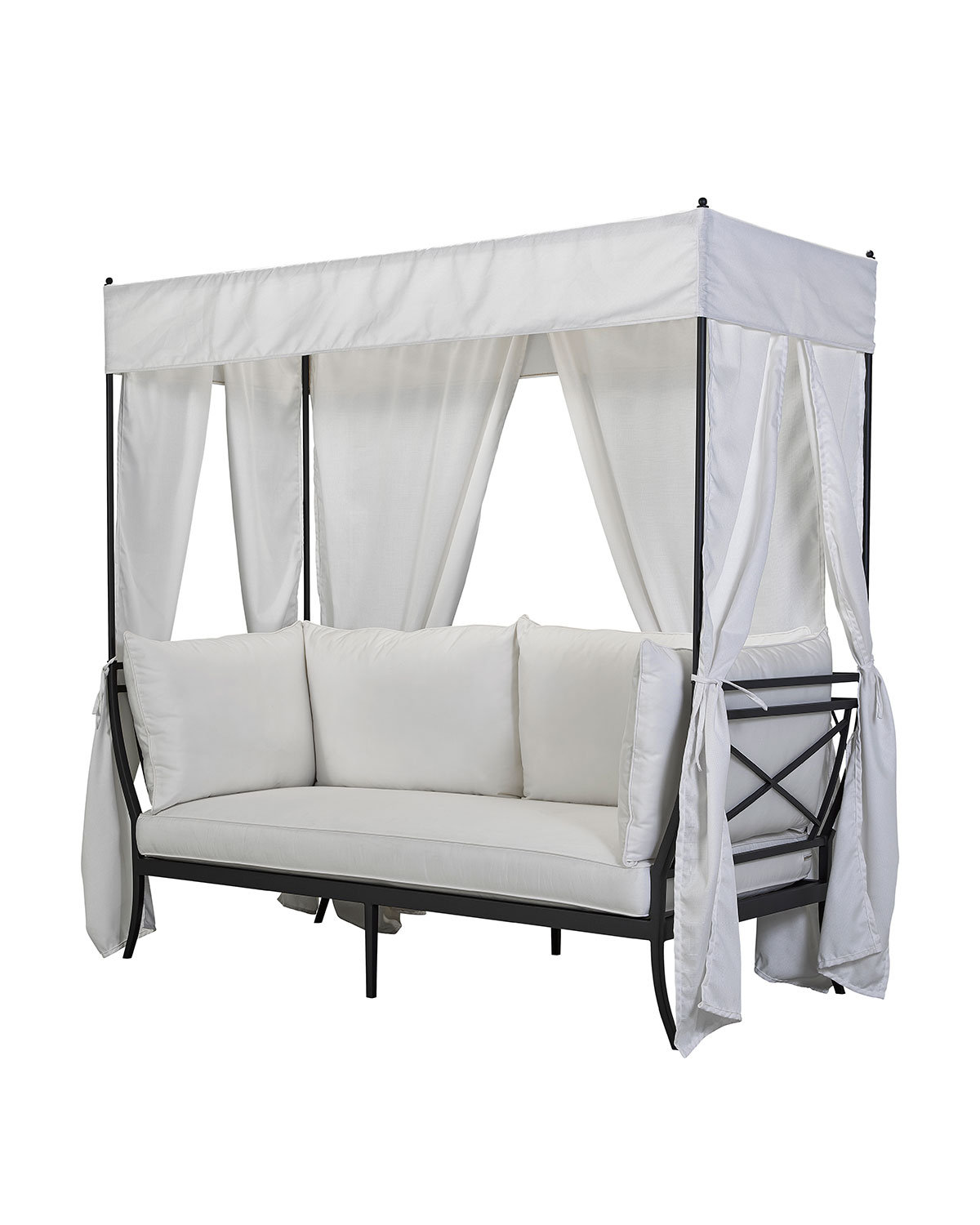 Trendy Bamboo Daybeds With Canopy For Winterthur Day Bed Canopy (View 24 of 25)