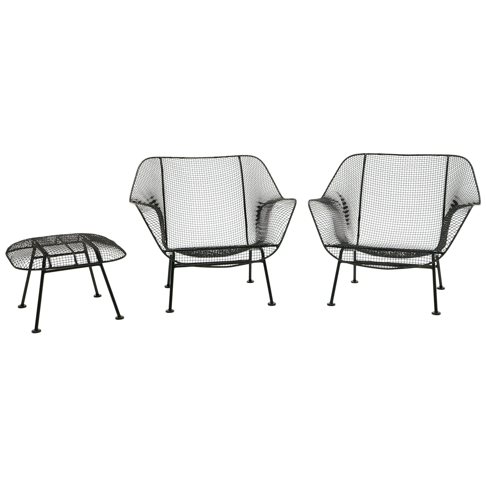 Trendy Patio Lounge Chair With Ottoman – Pinerowfarm Regarding Outdoor Patio Lounge Chairs With Ottoman (View 23 of 25)