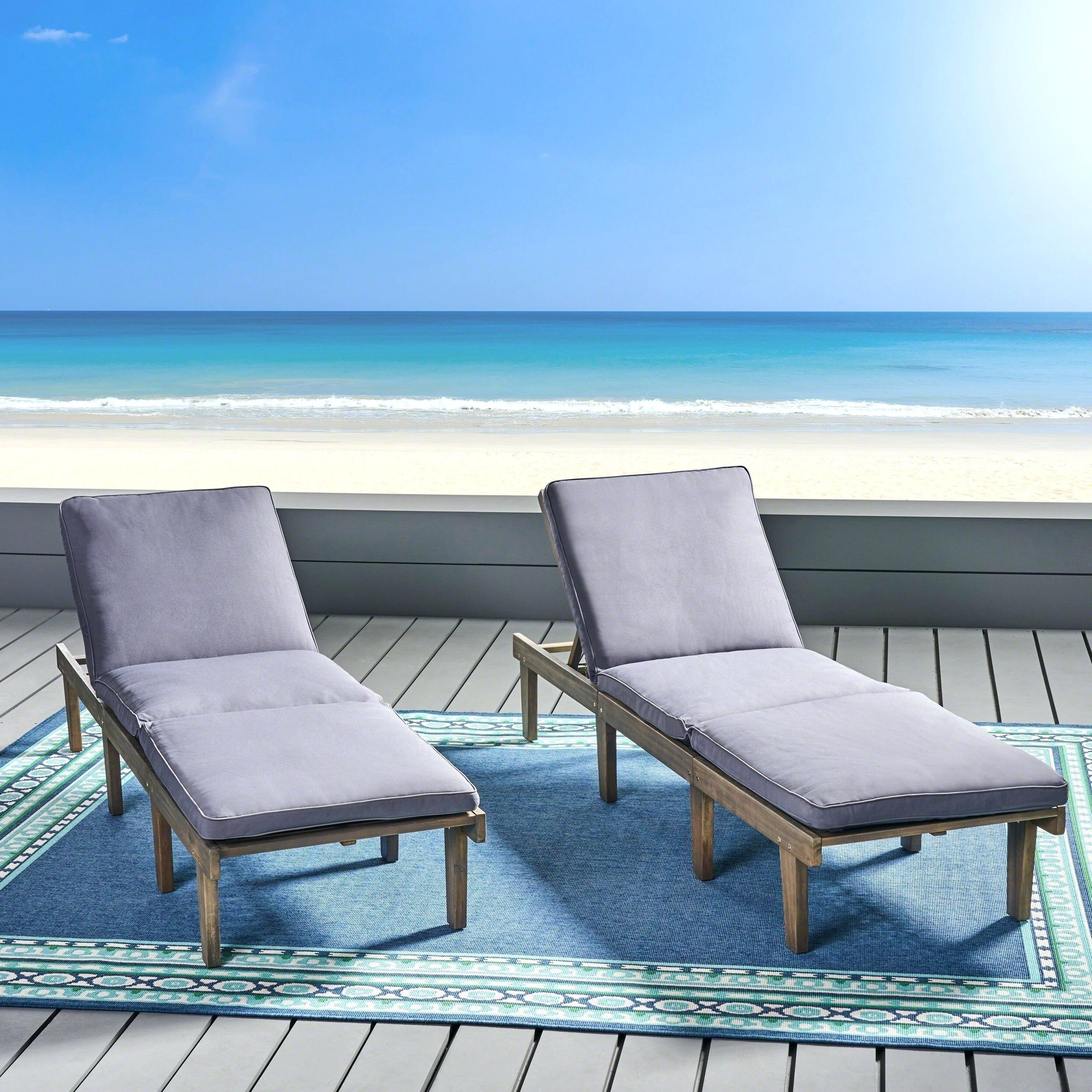Two Person Patio Lounger – Batamtourism (View 22 of 25)