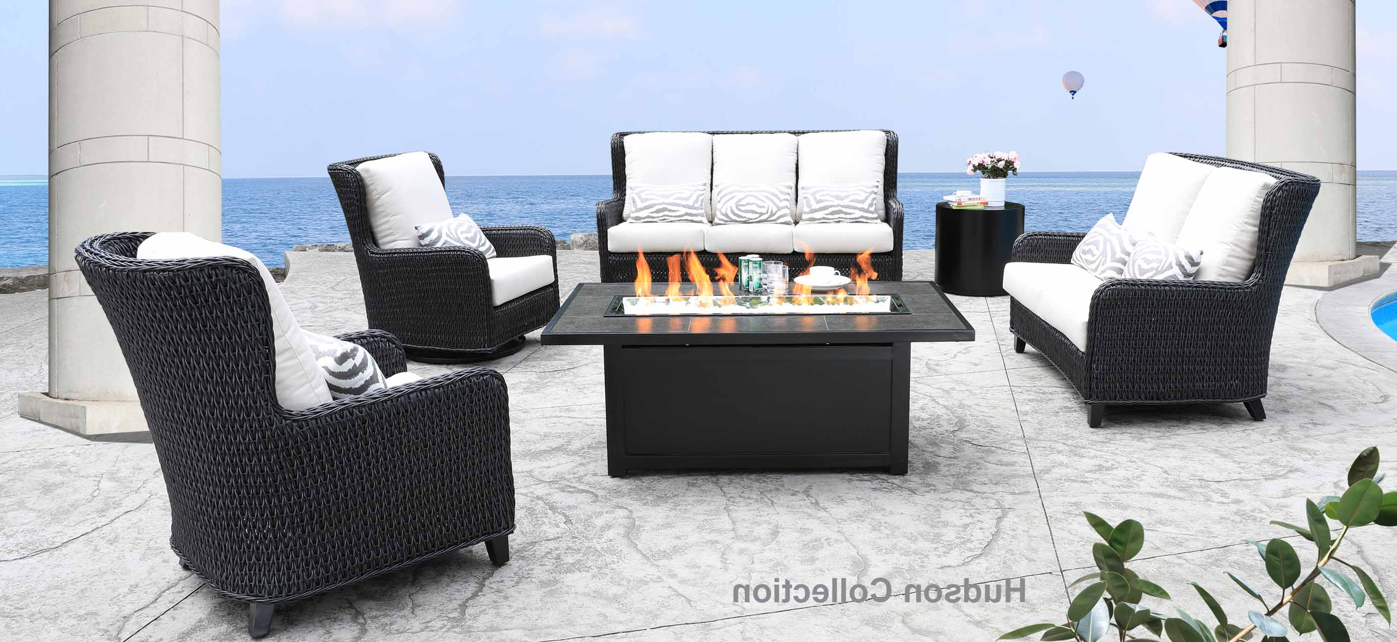Well Known Extra Wide Outdoor Lounge Chairs Regarding Shop Patio Furniture At Cabanacoast® (View 22 of 25)